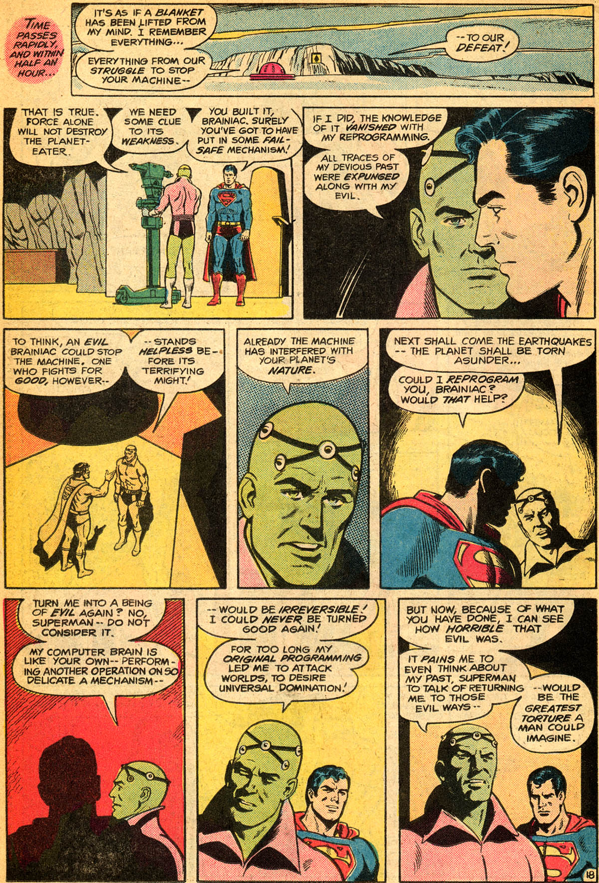 Read online Action Comics (1938) comic -  Issue #529 - 19