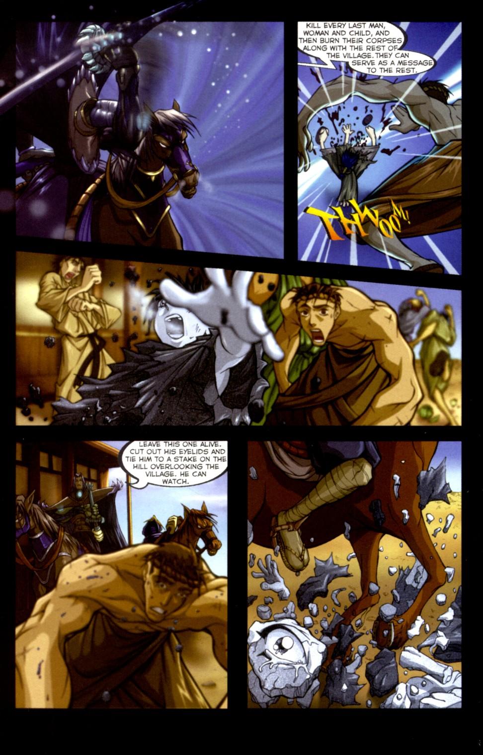 Read online Shidima comic -  Issue #1 - 14