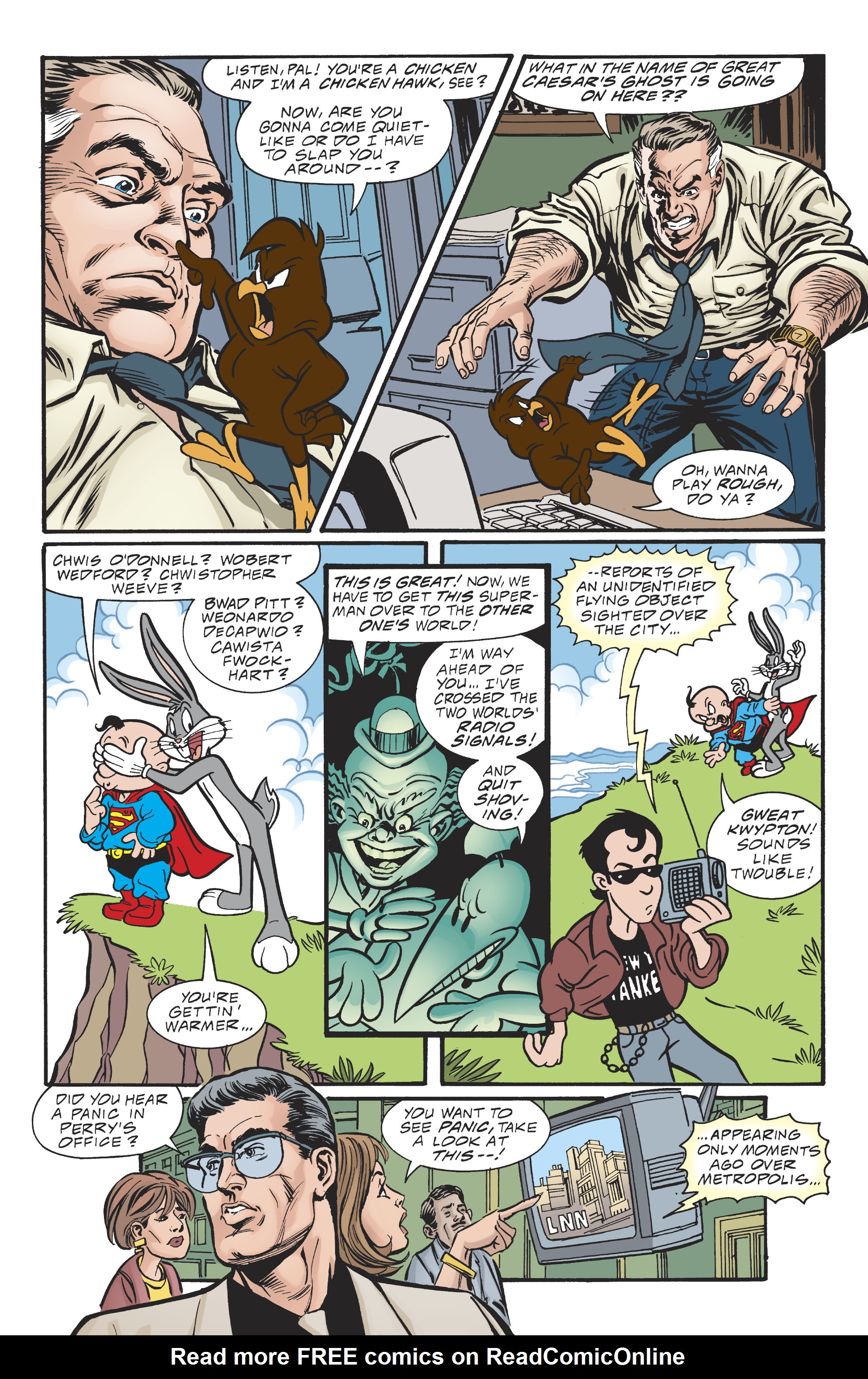 Read online DC/Looney Tunes 100-Page Super Spectacular comic -  Issue # Full - 41