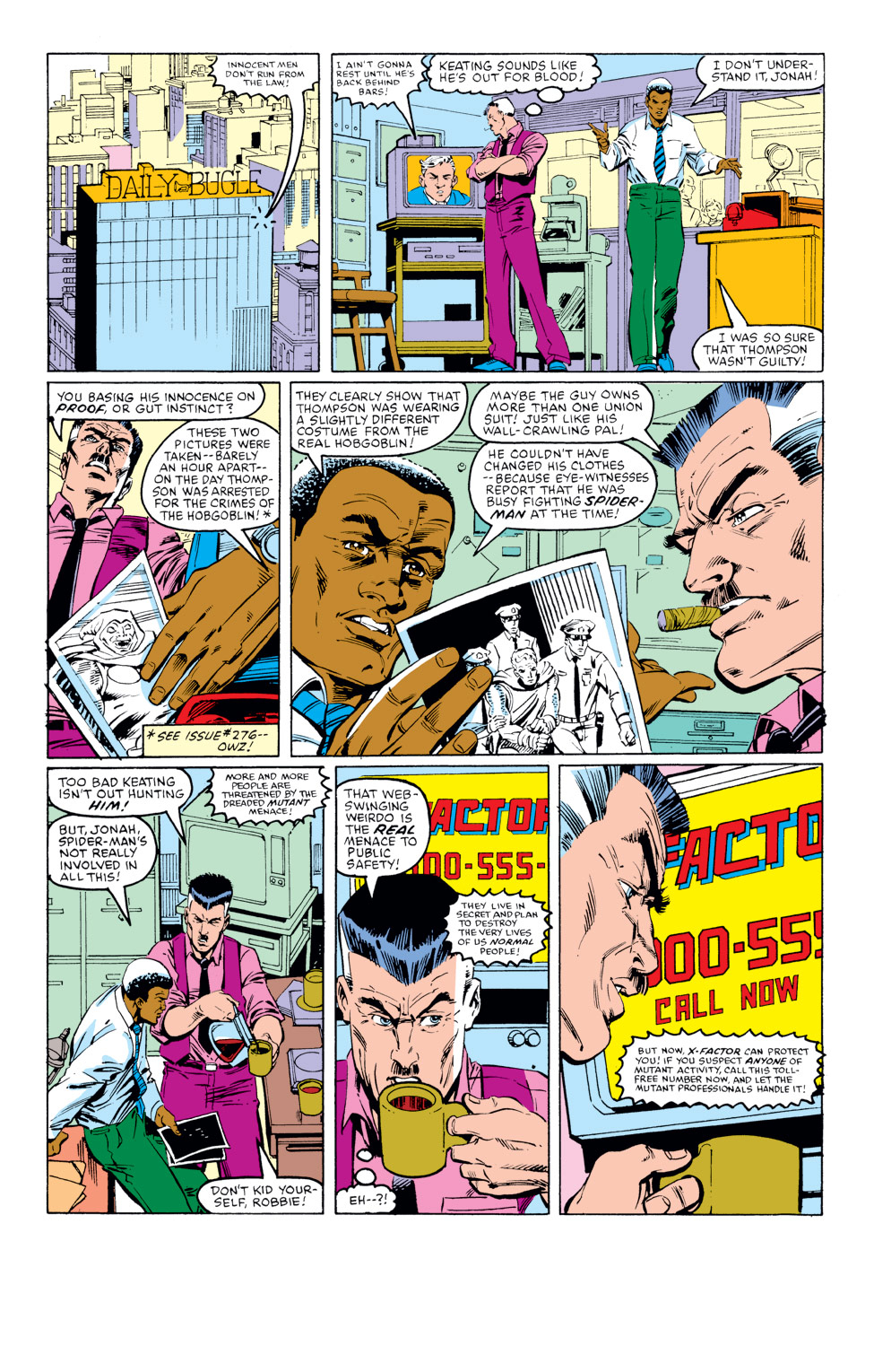 The Amazing Spider-Man (1963) 282 Page 4