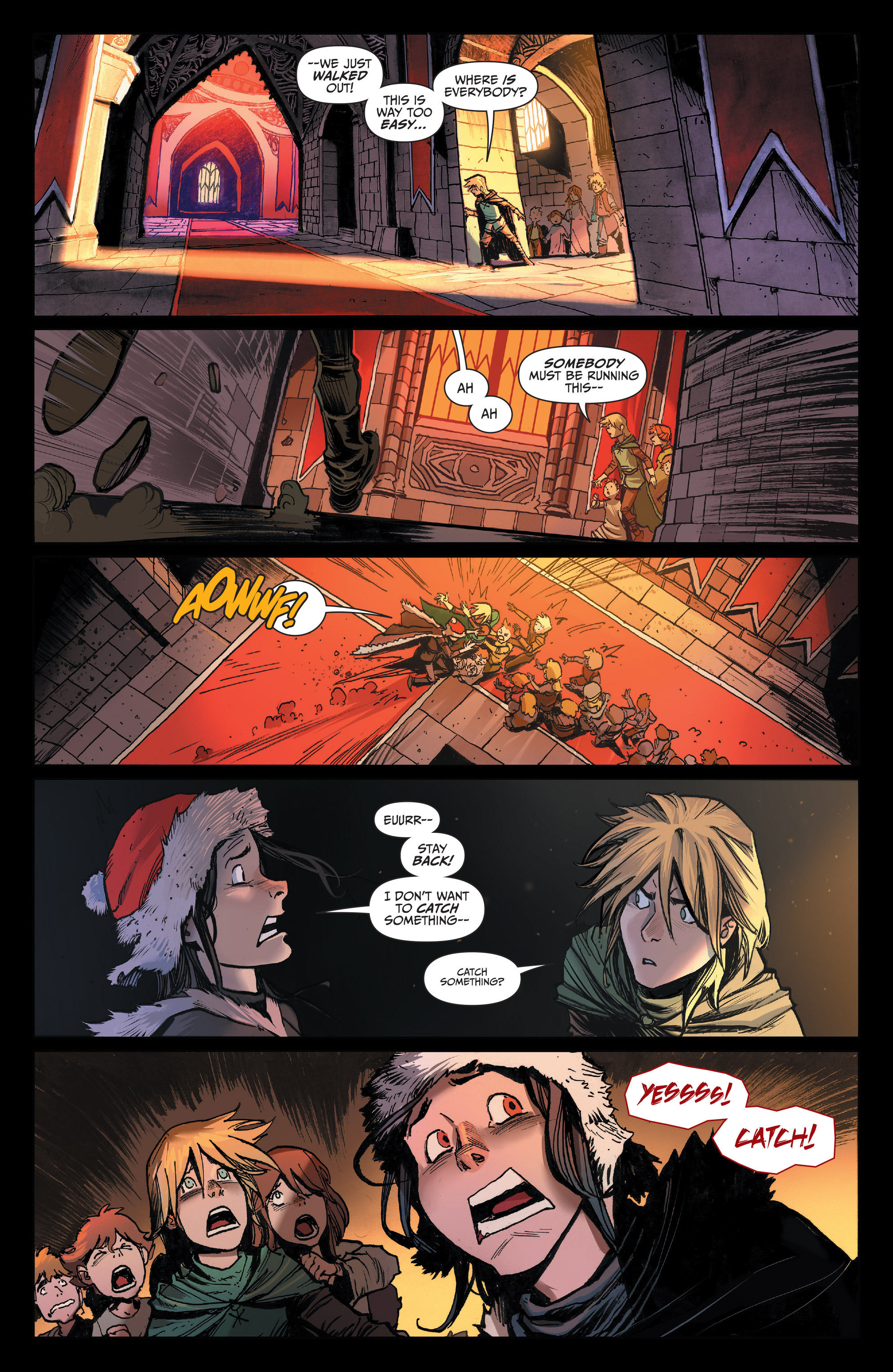 Read online Klaus comic -  Issue #7 - 8