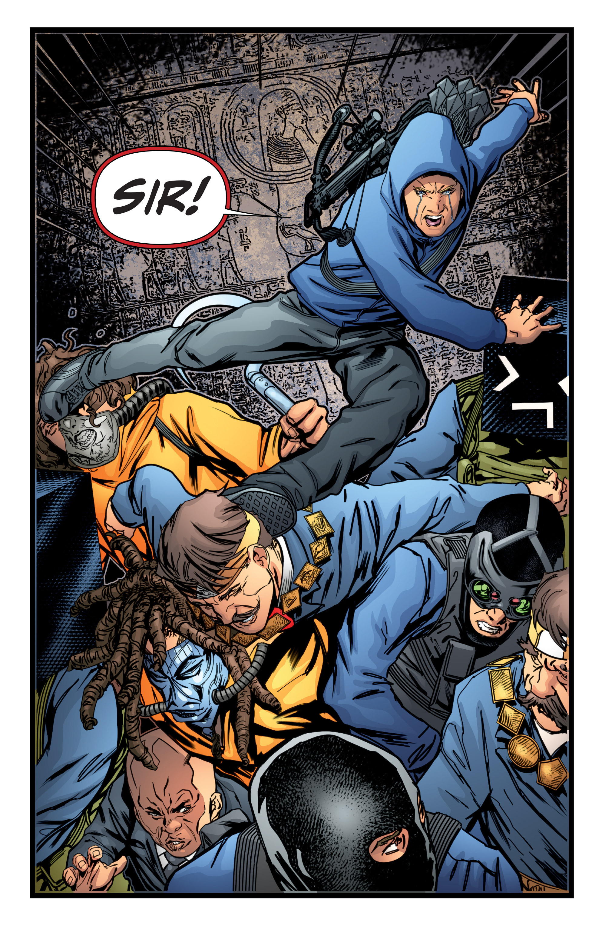 Read online Archer and Armstrong comic -  Issue #Archer and Armstrong _TPB 4 - 87
