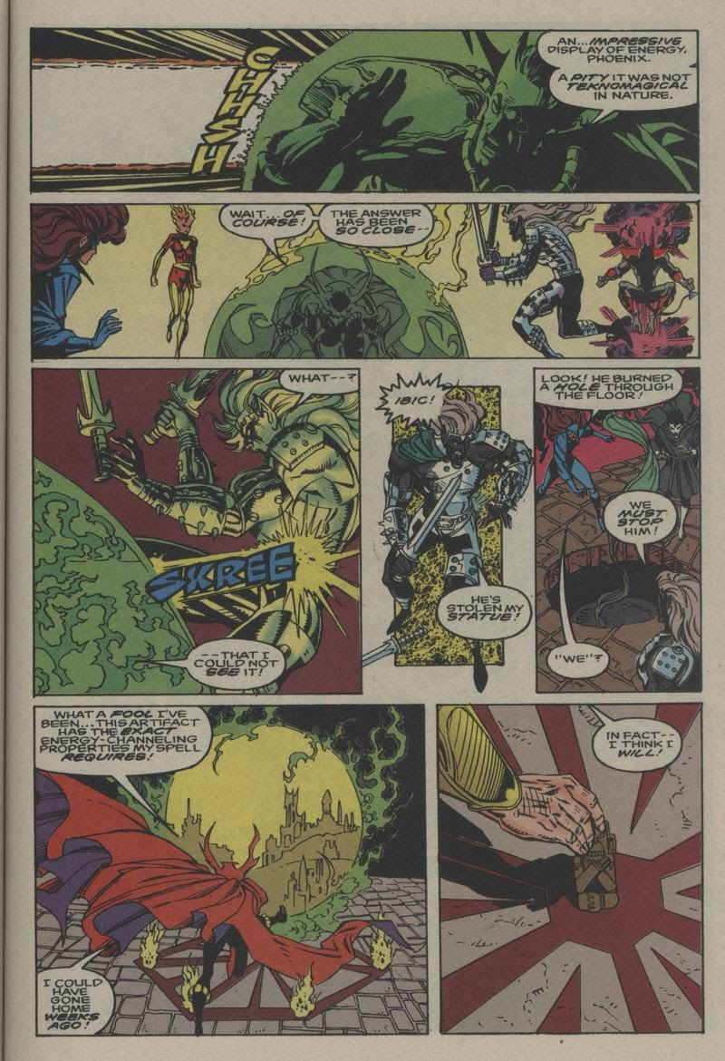 Excalibur (1988) issue Annual 1 - Page 33