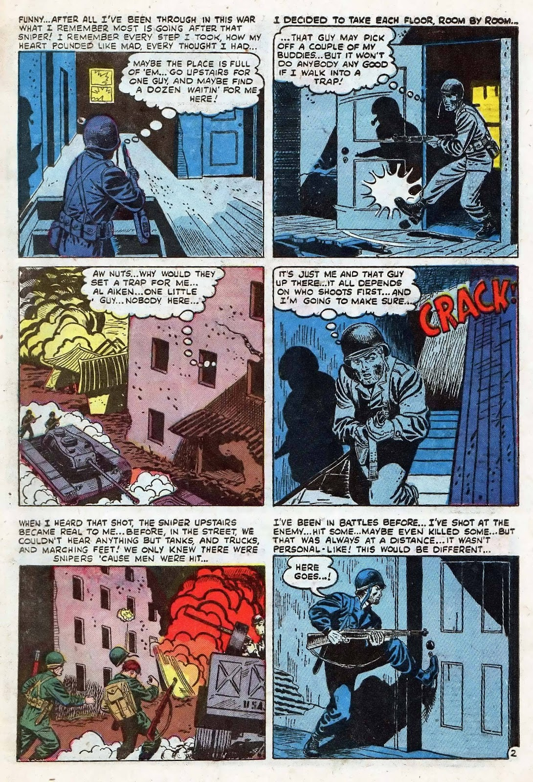 Combat (1952) issue 8 - Page 29