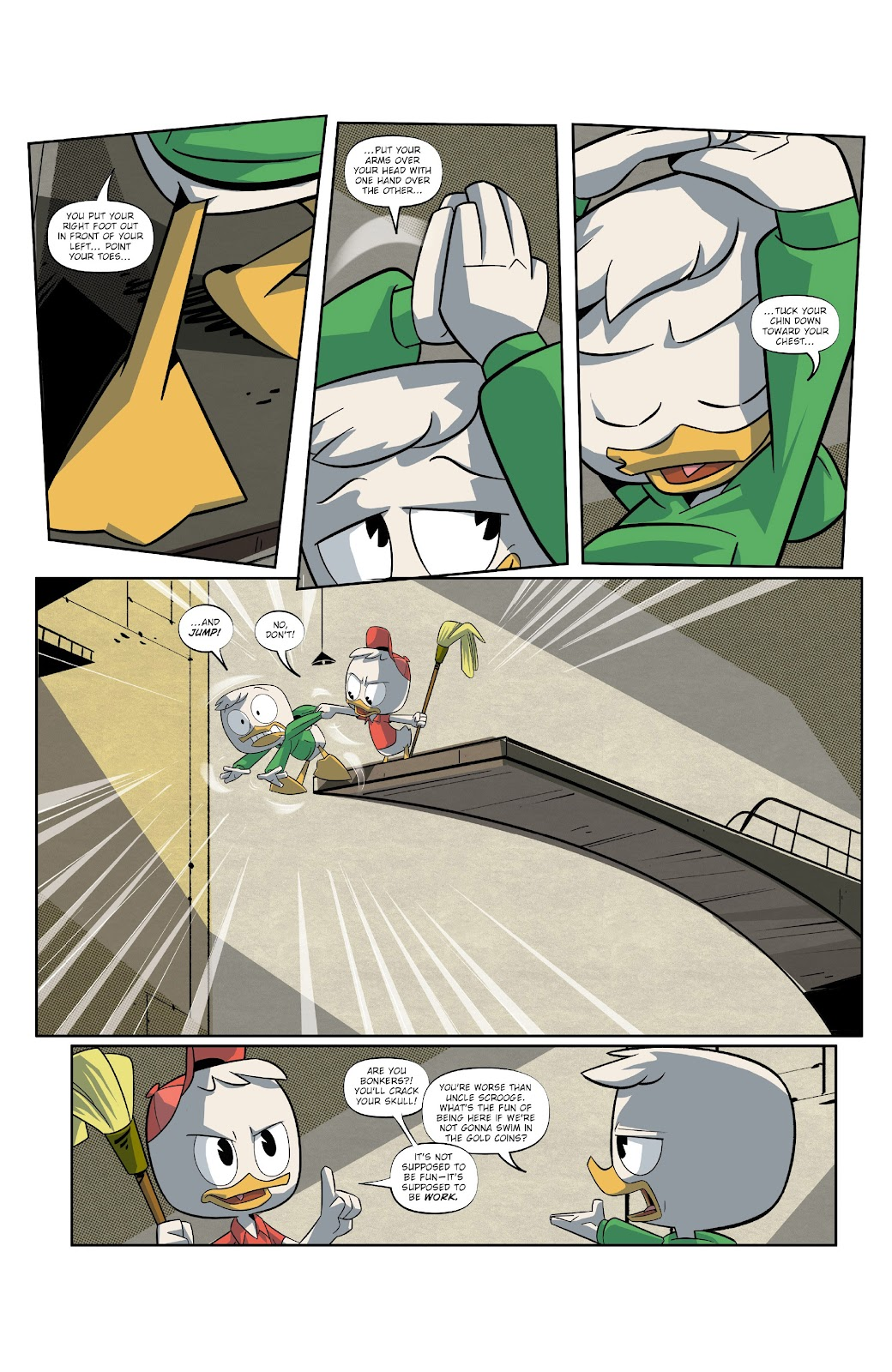 Read online Ducktales (2017) comic -  Issue #18 - 8