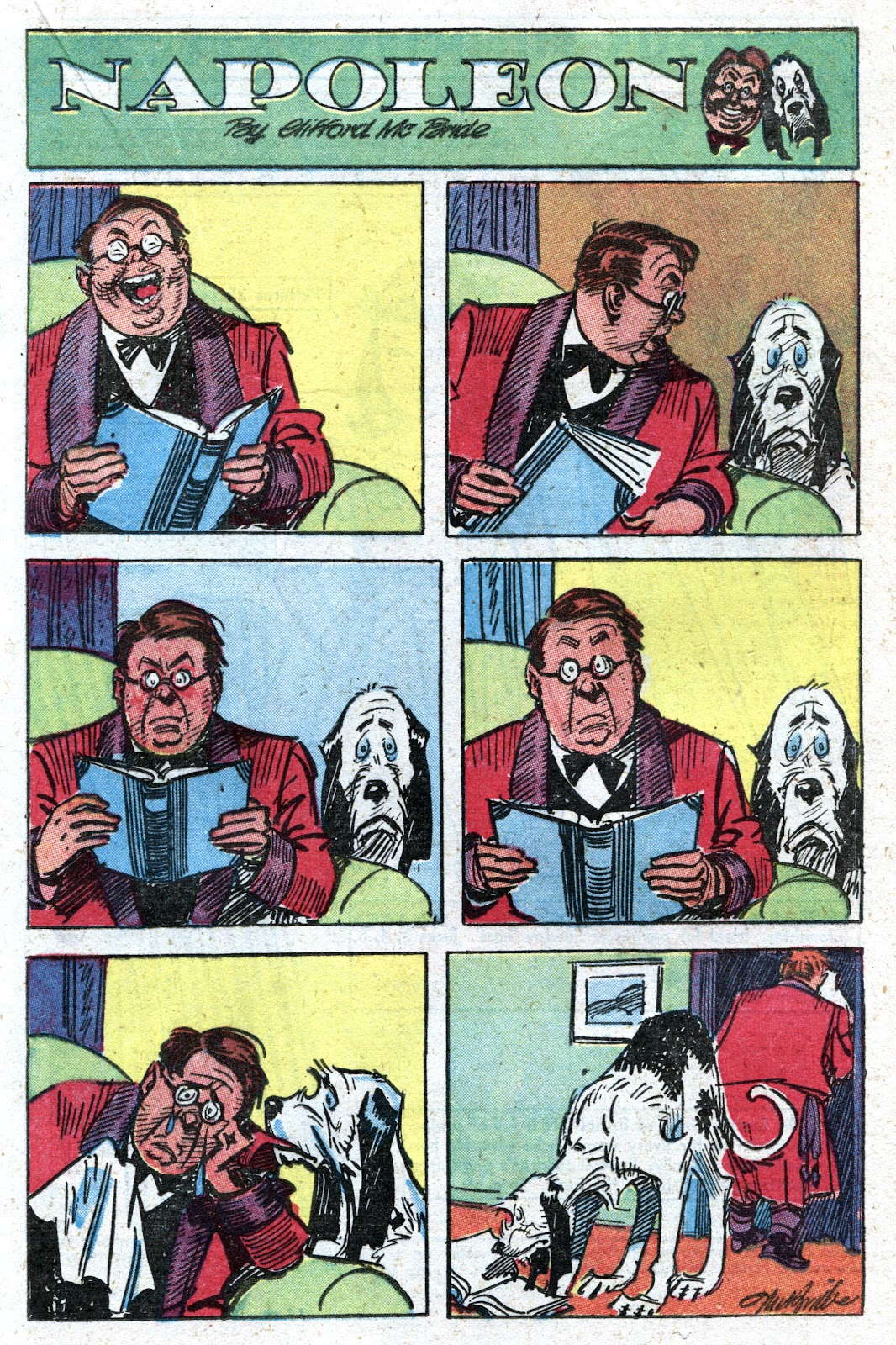 Read online Famous Funnies comic -  Issue #157 - 25
