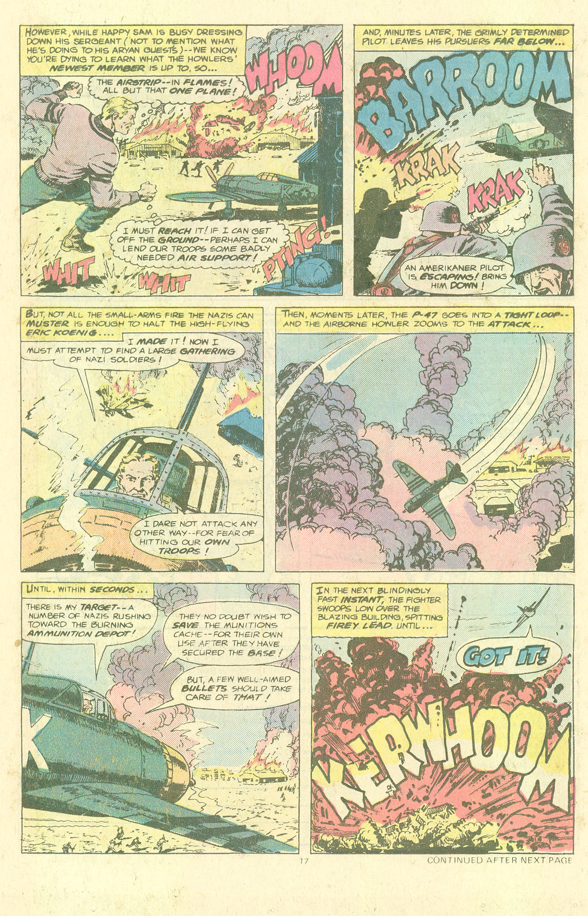 Read online Sgt. Fury comic -  Issue #143 - 19