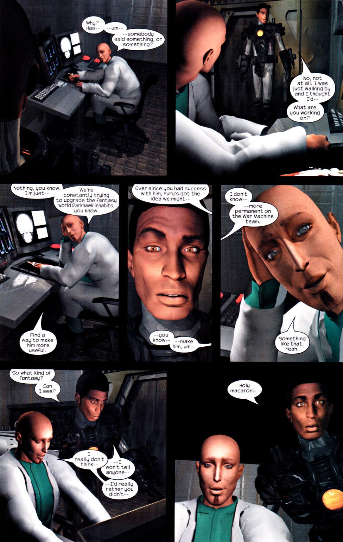Read online U.S. War Machine 2.0 comic -  Issue #2 - 13