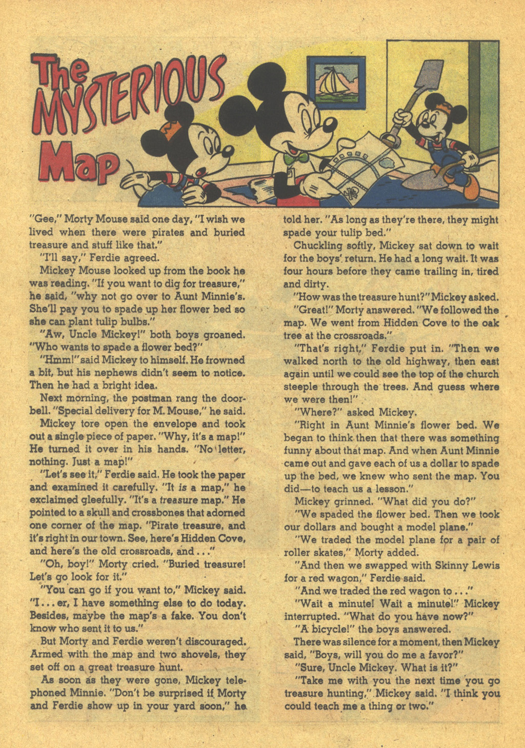 Read online Uncle Scrooge (1953) comic -  Issue #31 - 24