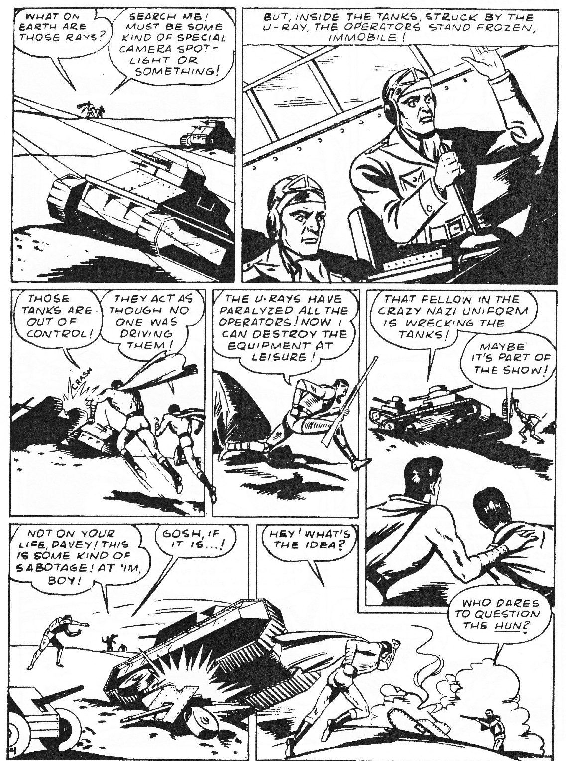 Read online Men of Mystery Comics comic -  Issue #81 - 70