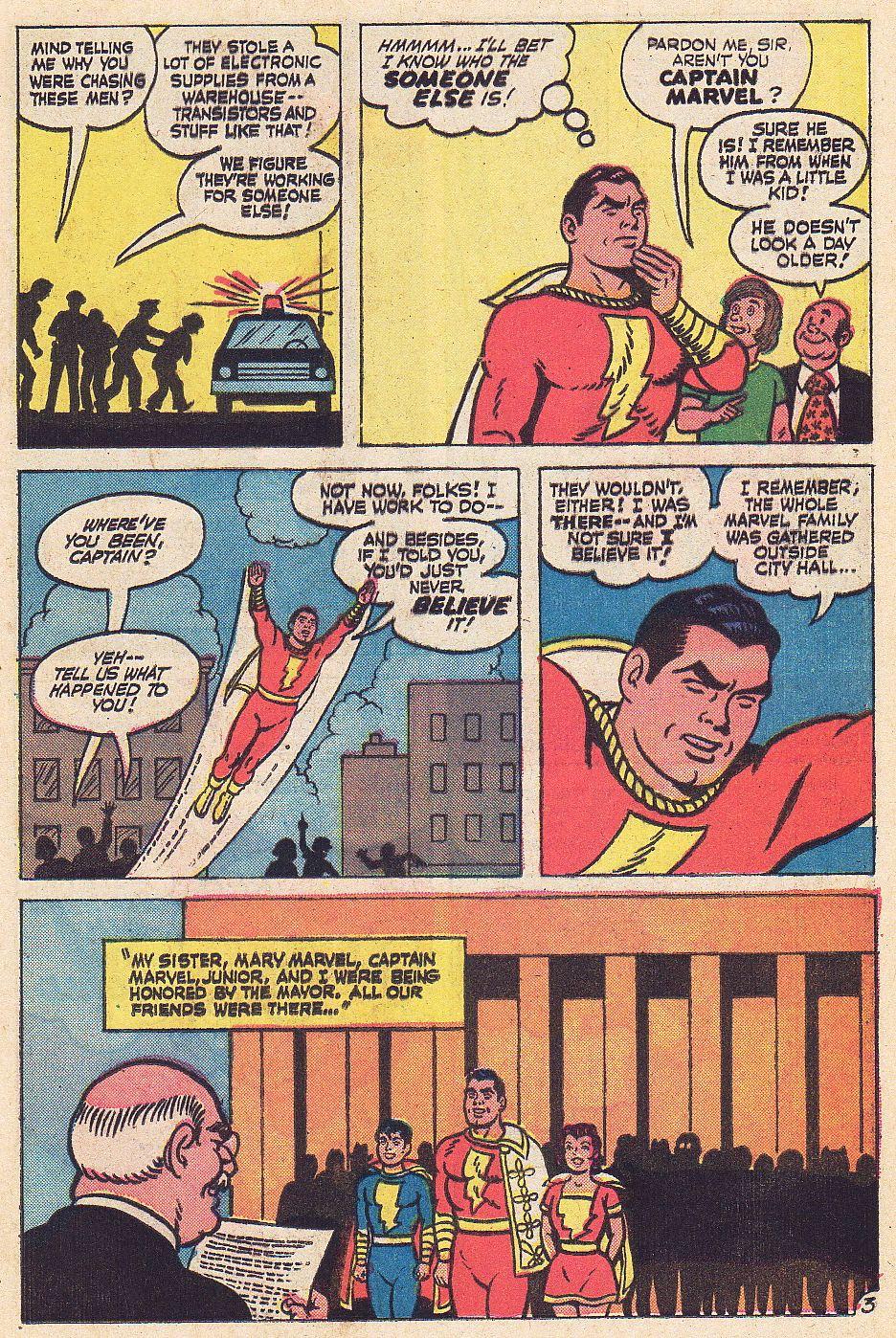 Read online Shazam! (1973) comic -  Issue #1 - 10
