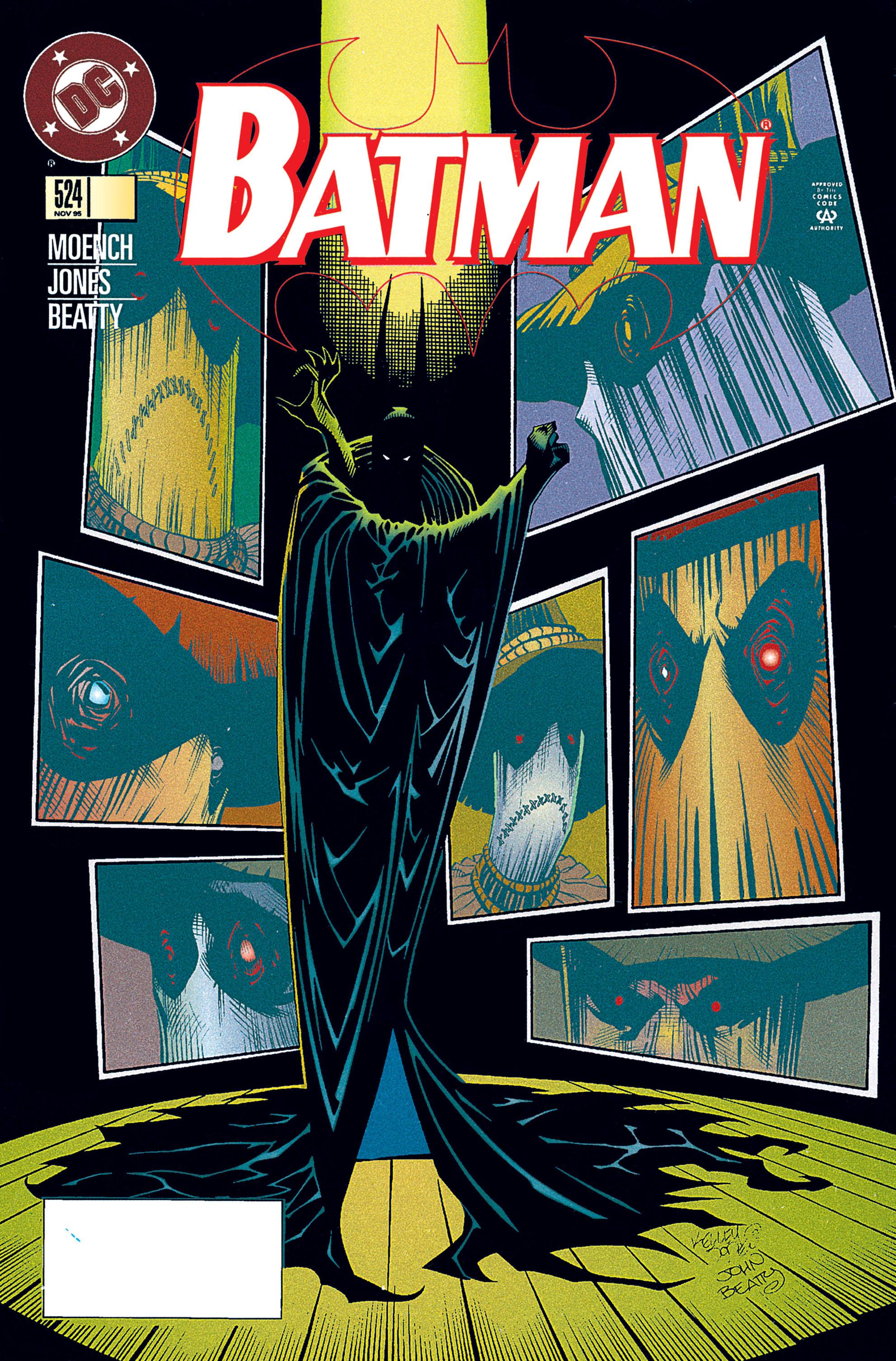Batman (1940) 524 Page 1