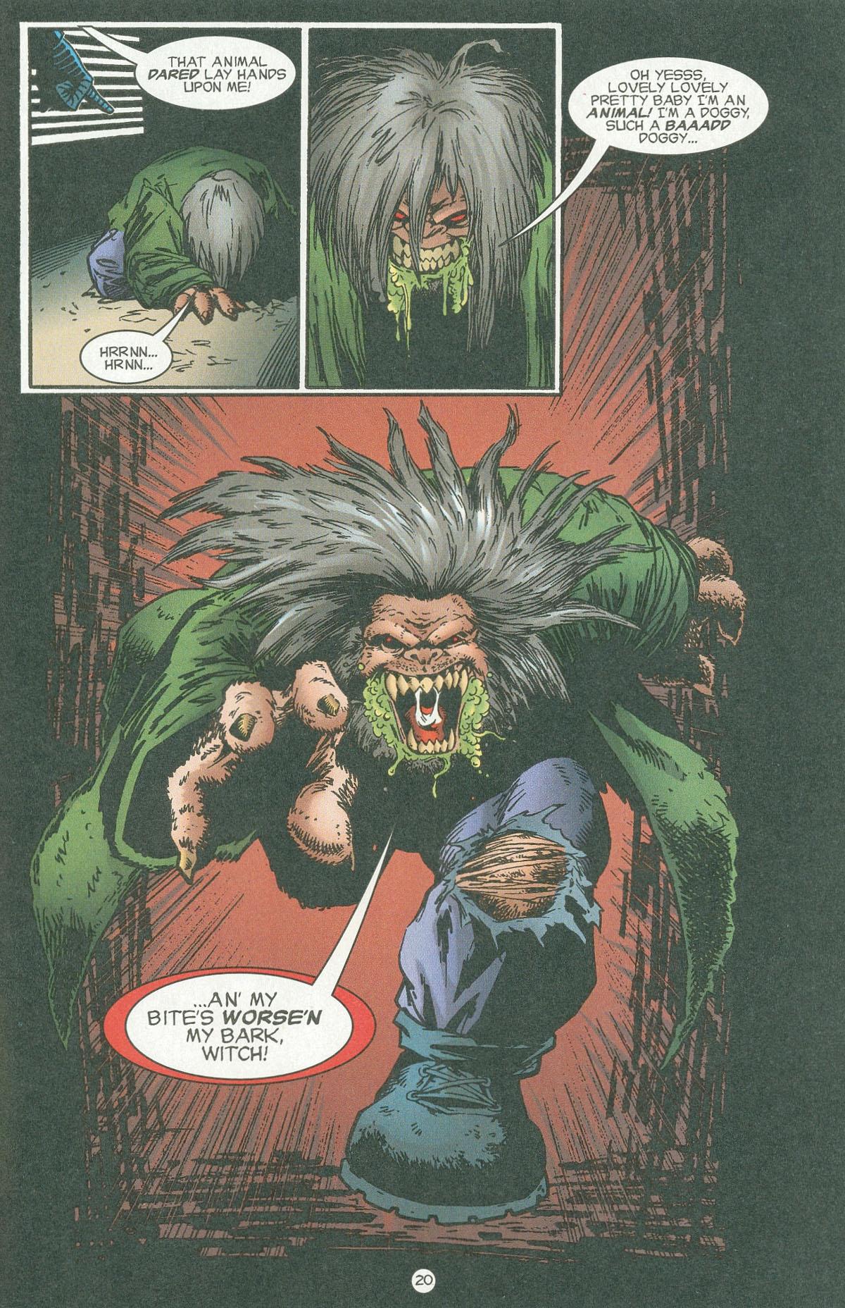 Read online UltraForce (1995) comic -  Issue #6 - 22