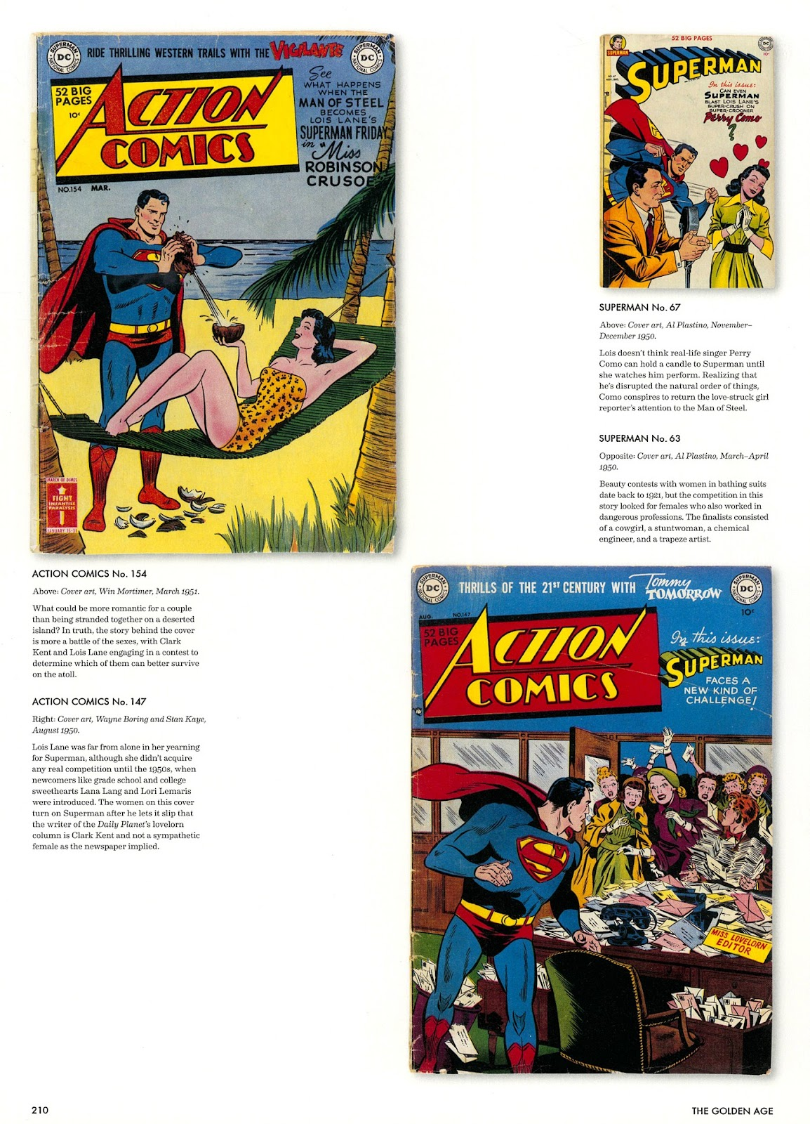 Read online 75 Years Of DC Comics comic -  Issue # TPB (Part 3) - 22