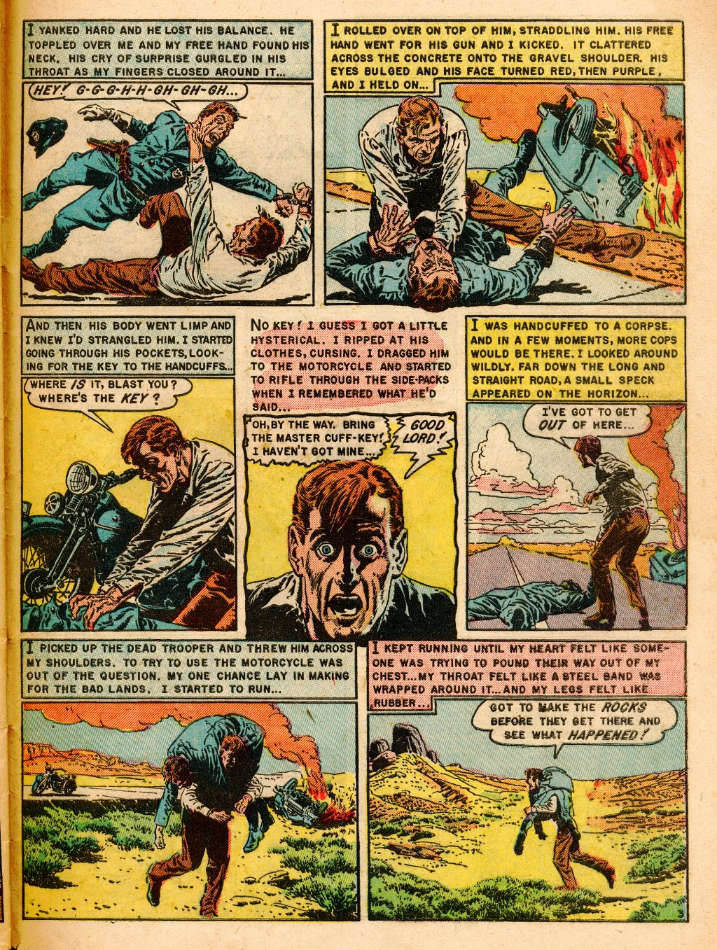 Read online Shock SuspenStories comic -  Issue #9 - 29