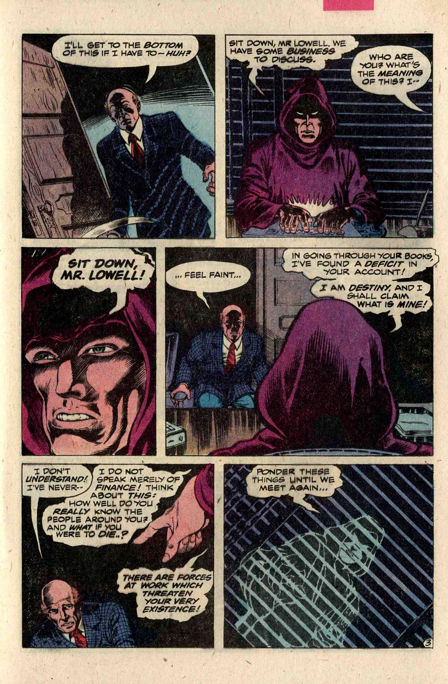 Read online Secrets of Haunted House comic -  Issue #25 - 25
