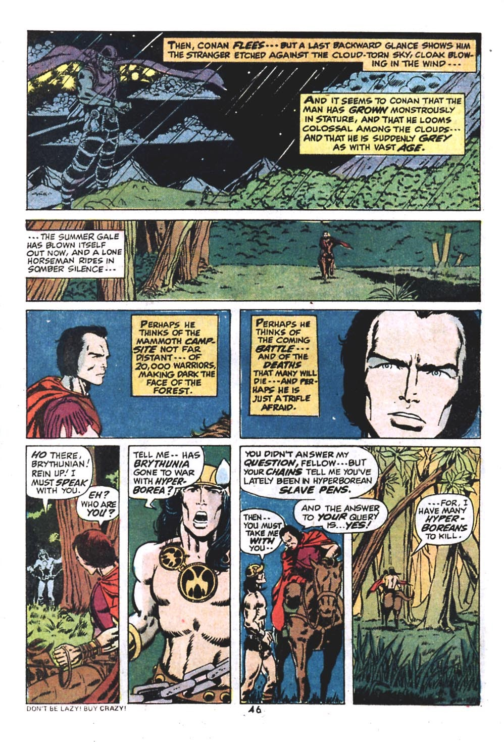 Giant-Size Conan issue 1 - Page 37