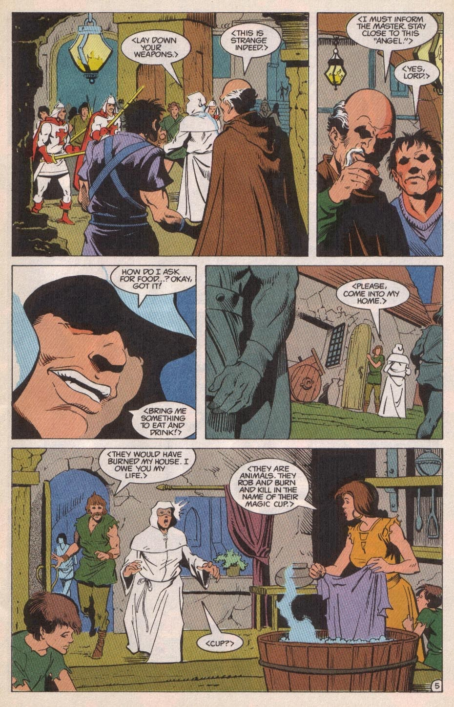 Time Masters issue 5 - Page 7