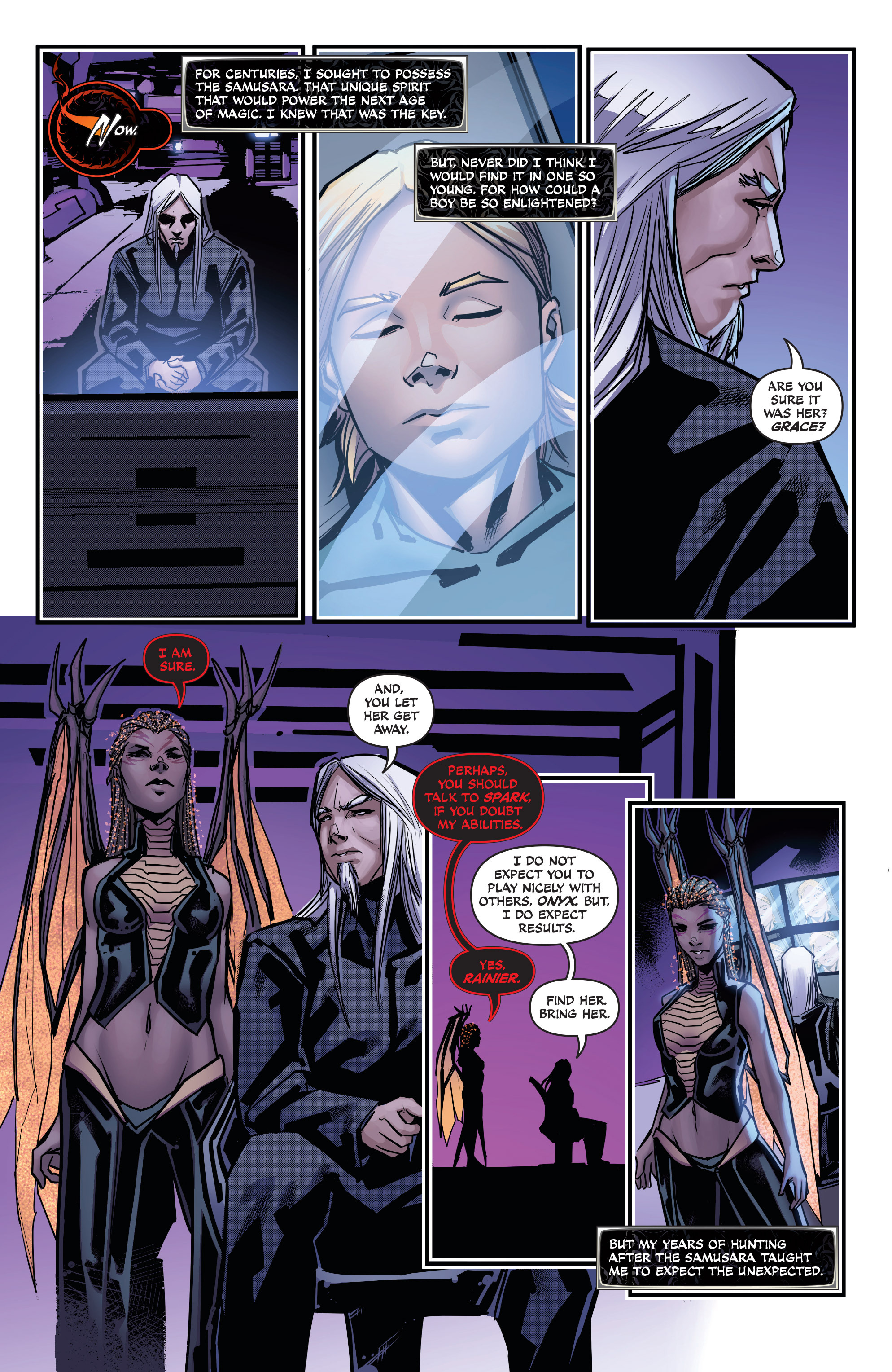 Read online All-New Soulfire Vol. 6 comic -  Issue #3 - 6
