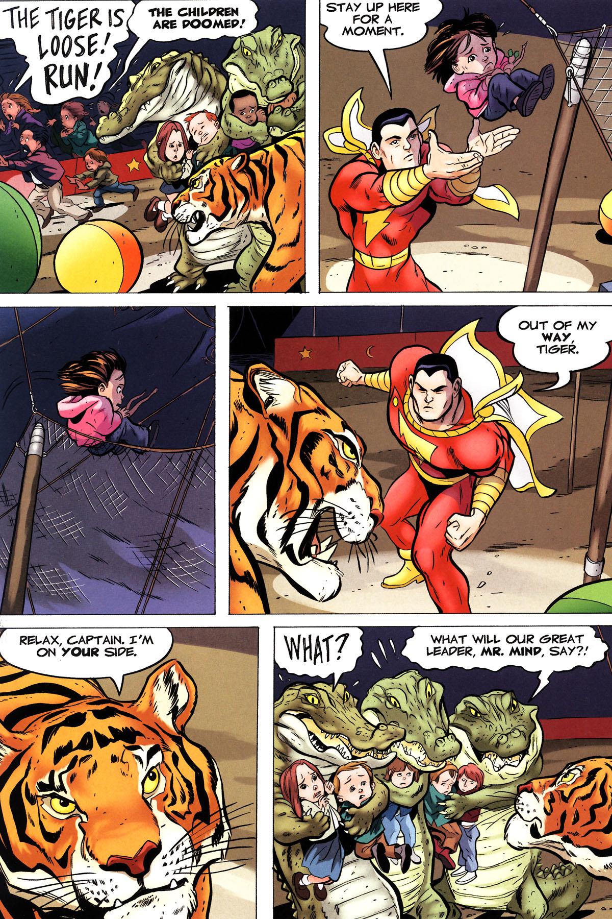 Read online Shazam!: The Monster Society of Evil comic -  Issue #2 - 19