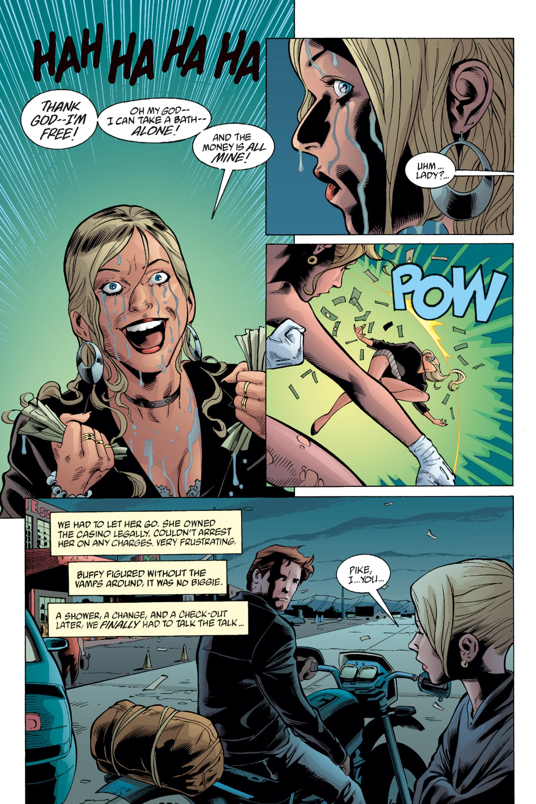 Read online Buffy the Vampire Slayer: Omnibus comic -  Issue # TPB 1 - 189
