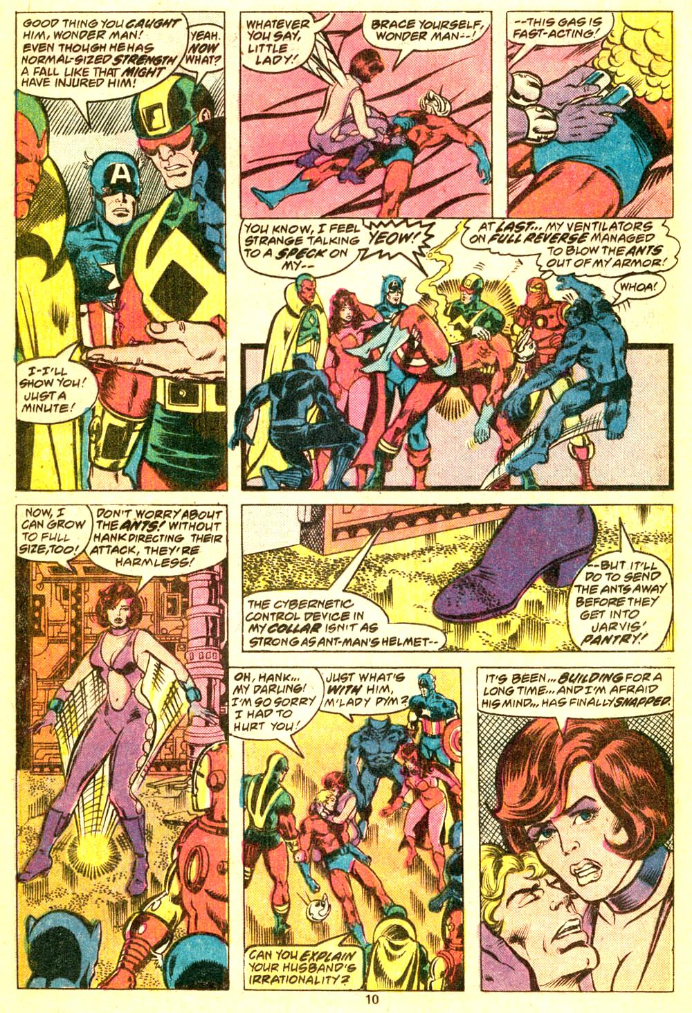 The Avengers (1963) 161 Page 6