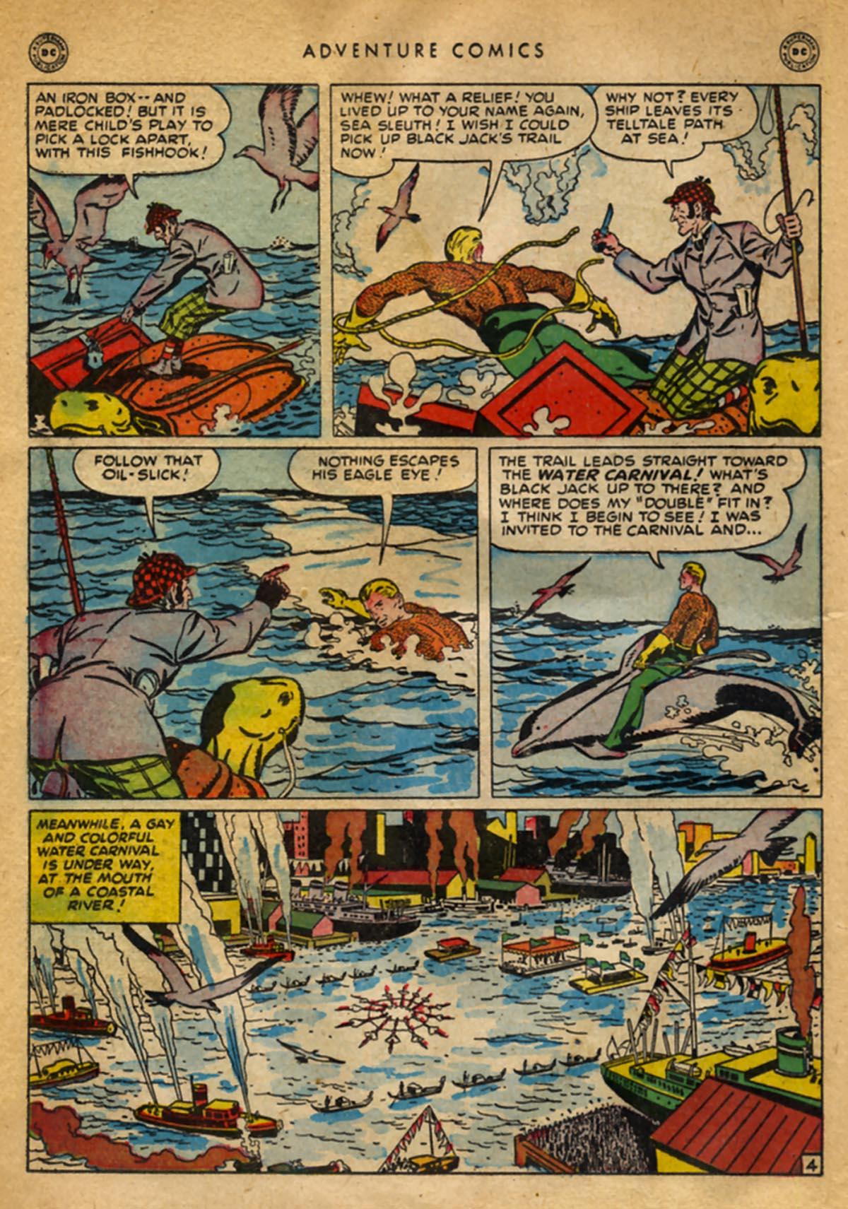 Read online Adventure Comics (1938) comic -  Issue #141 - 32