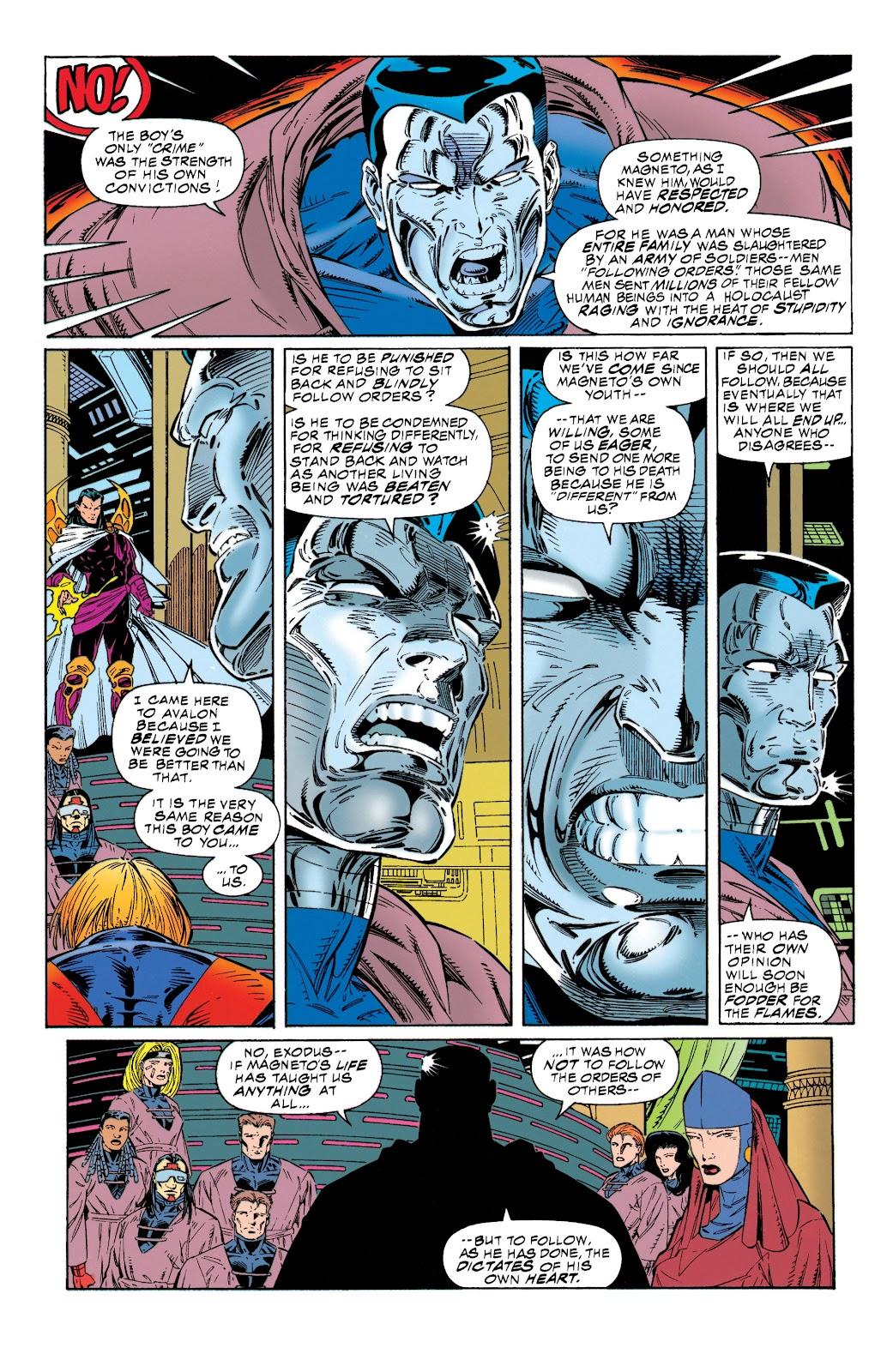 Uncanny X-Men (1963) issue 315 - Page 19