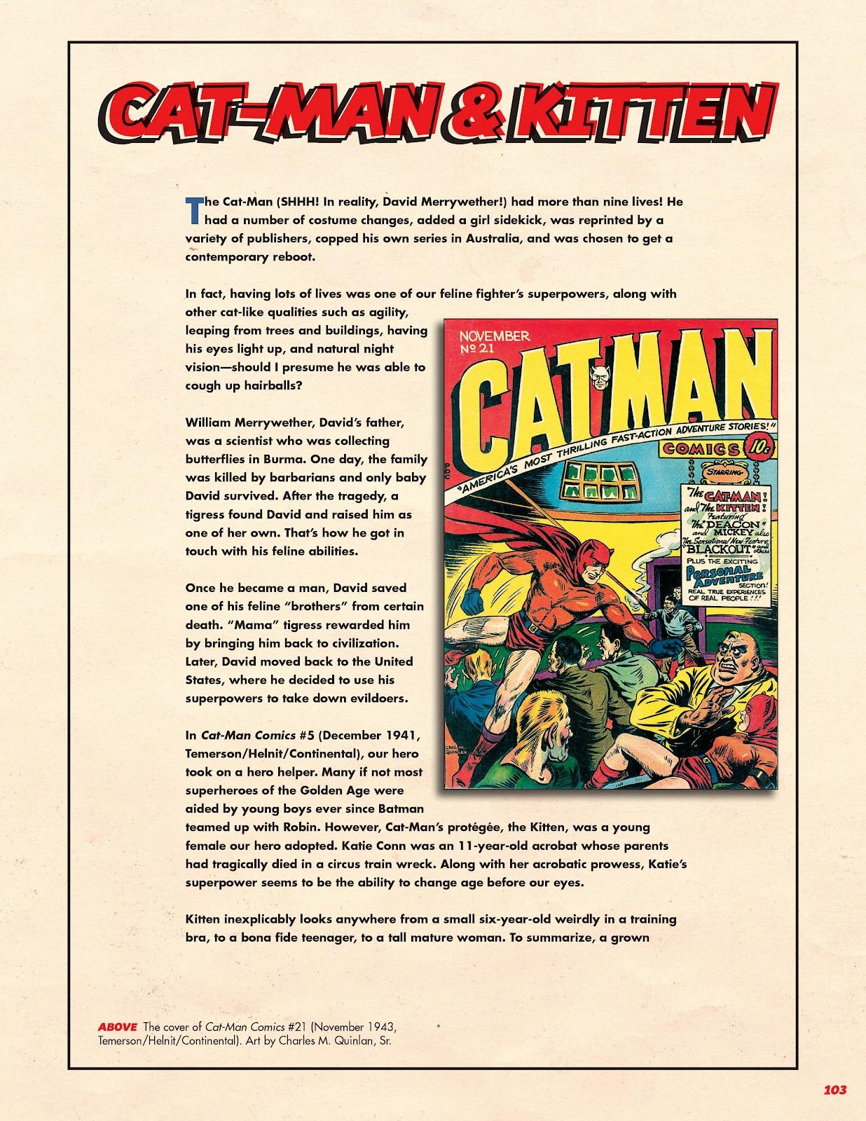 Read online Super Weird Heroes comic -  Issue # TPB 1 (Part 2) - 3