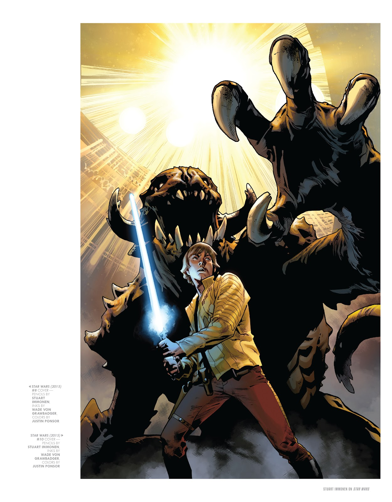 Read online The Marvel Art of Star Wars comic -  Issue # TPB (Part 1) - 38