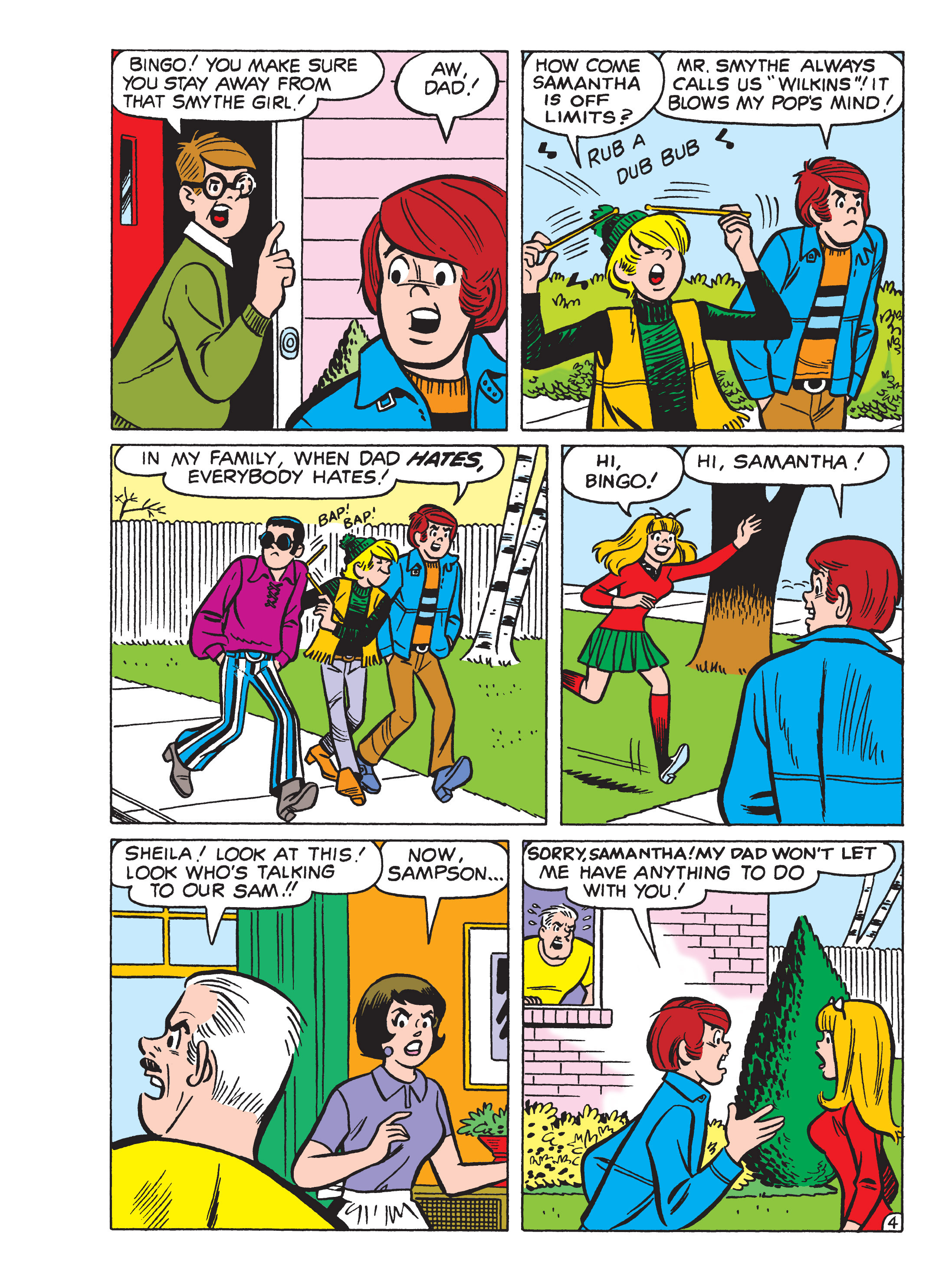 Read online Archie 1000 Page Comics Blowout! comic -  Issue # TPB (Part 3) - 156