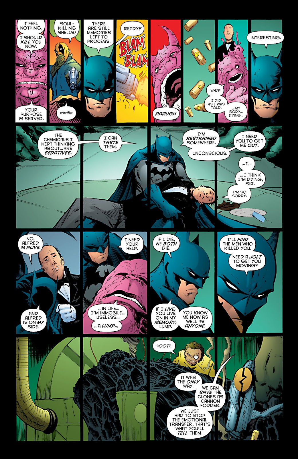 Batman (1940) issue _TPB_Time_And_The_Batman_(Part_7) - Page 2