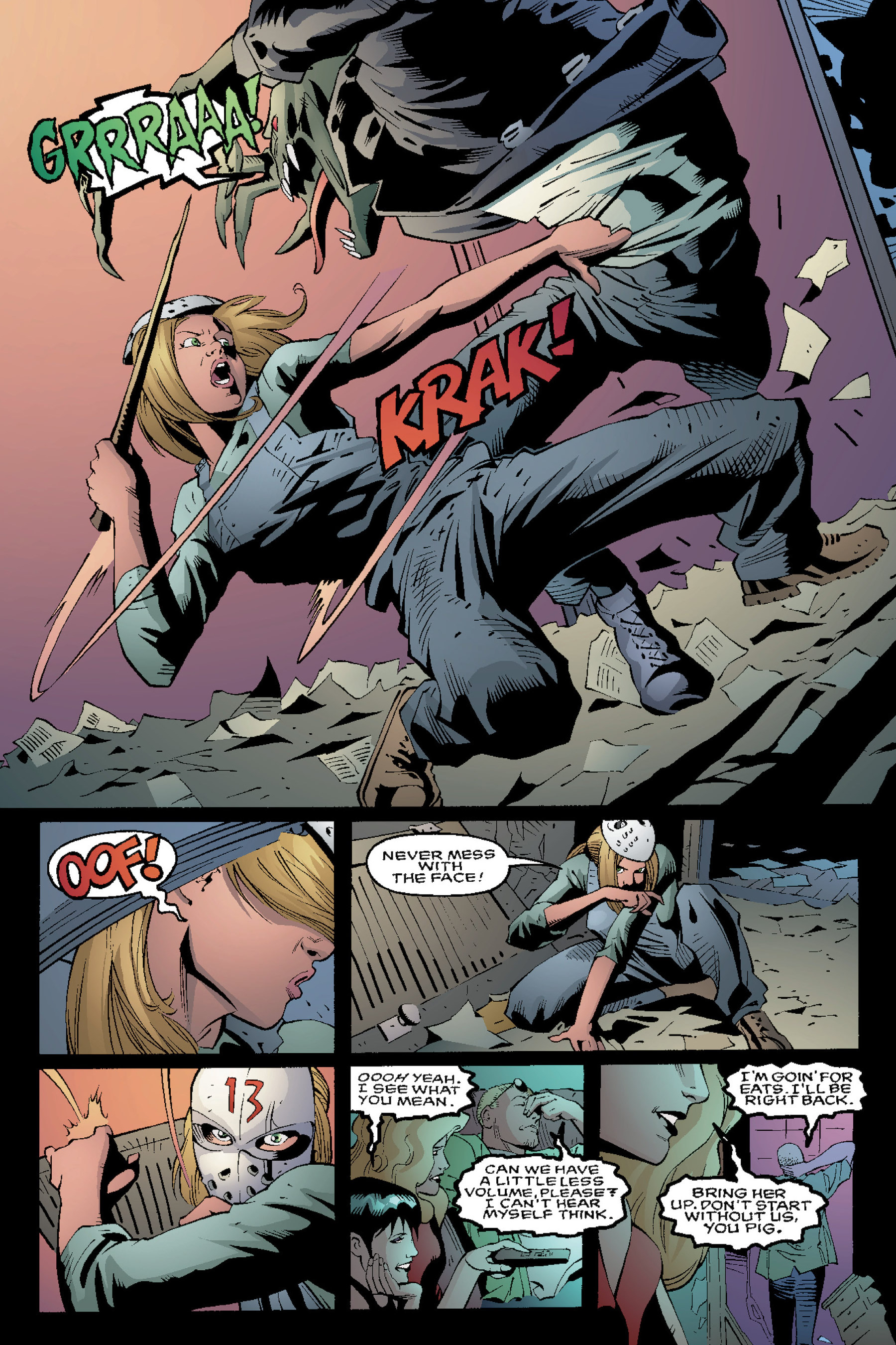 Read online Buffy the Vampire Slayer: Omnibus comic -  Issue # TPB 3 - 47