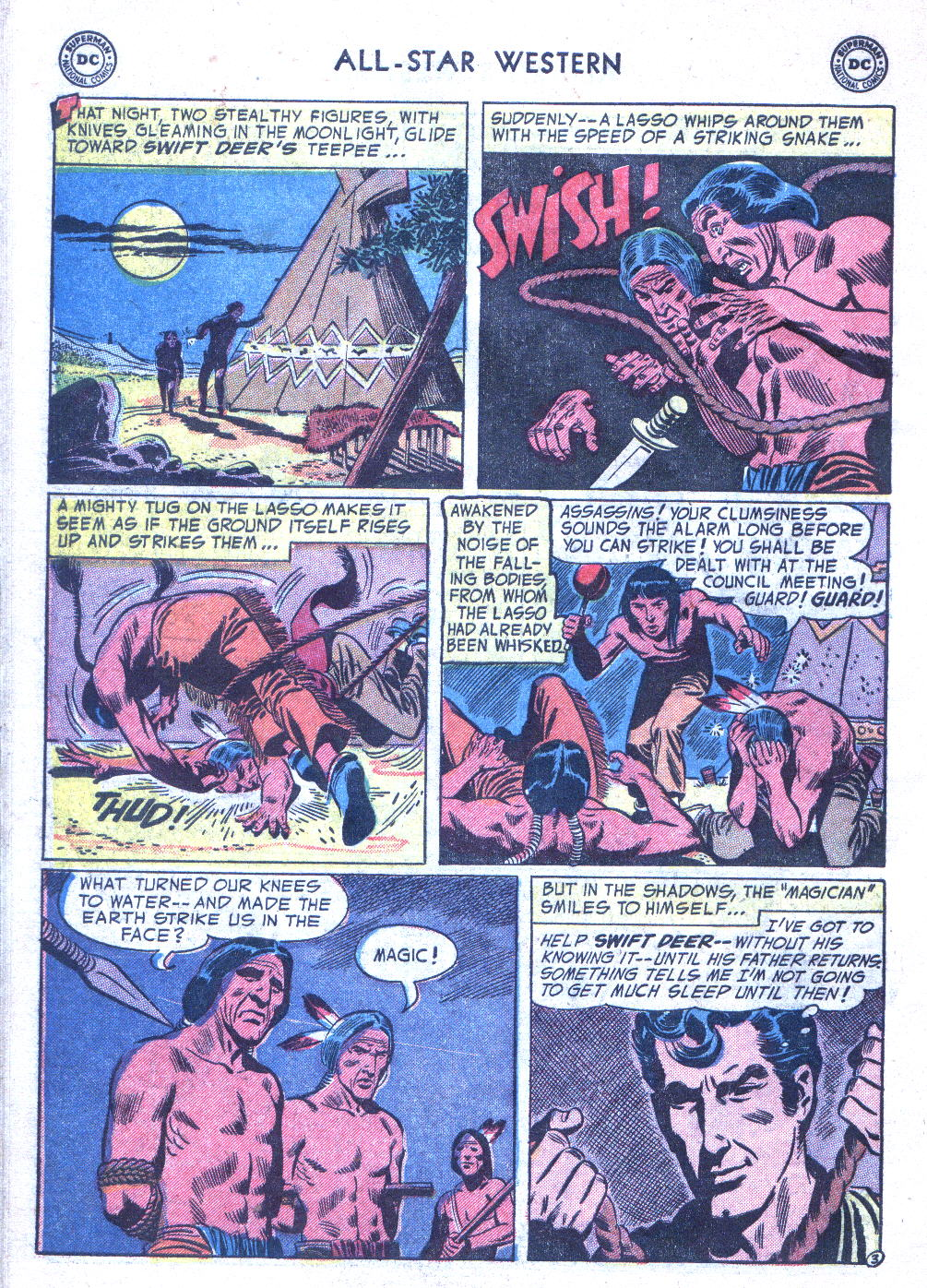 Read online All-Star Western (1951) comic -  Issue #77 - 30