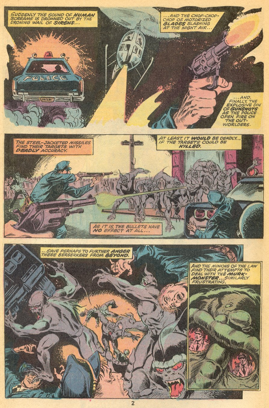 Man-Thing (1974) issue 21 - Page 3