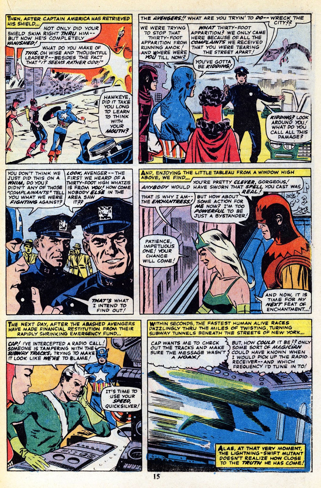 Marvel Triple Action (1972) issue 15 - Page 17