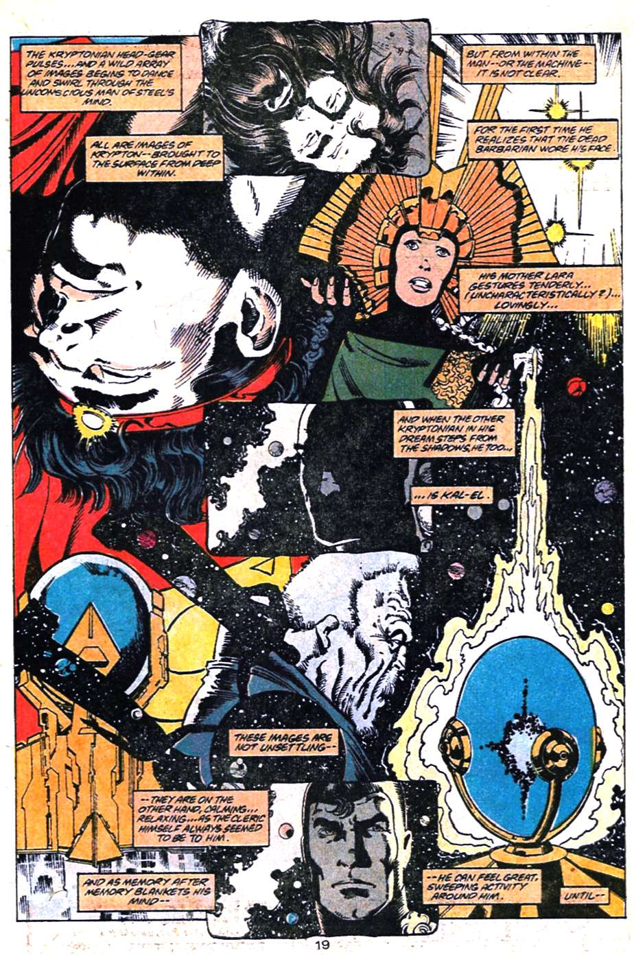 Read online Adventures of Superman (1987) comic -  Issue #461 - 20