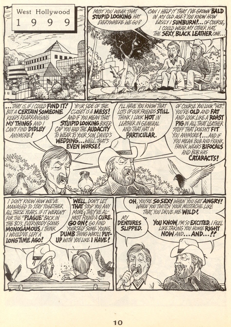 Gay Comix (Gay Comics) issue _Special_1 - Page 13