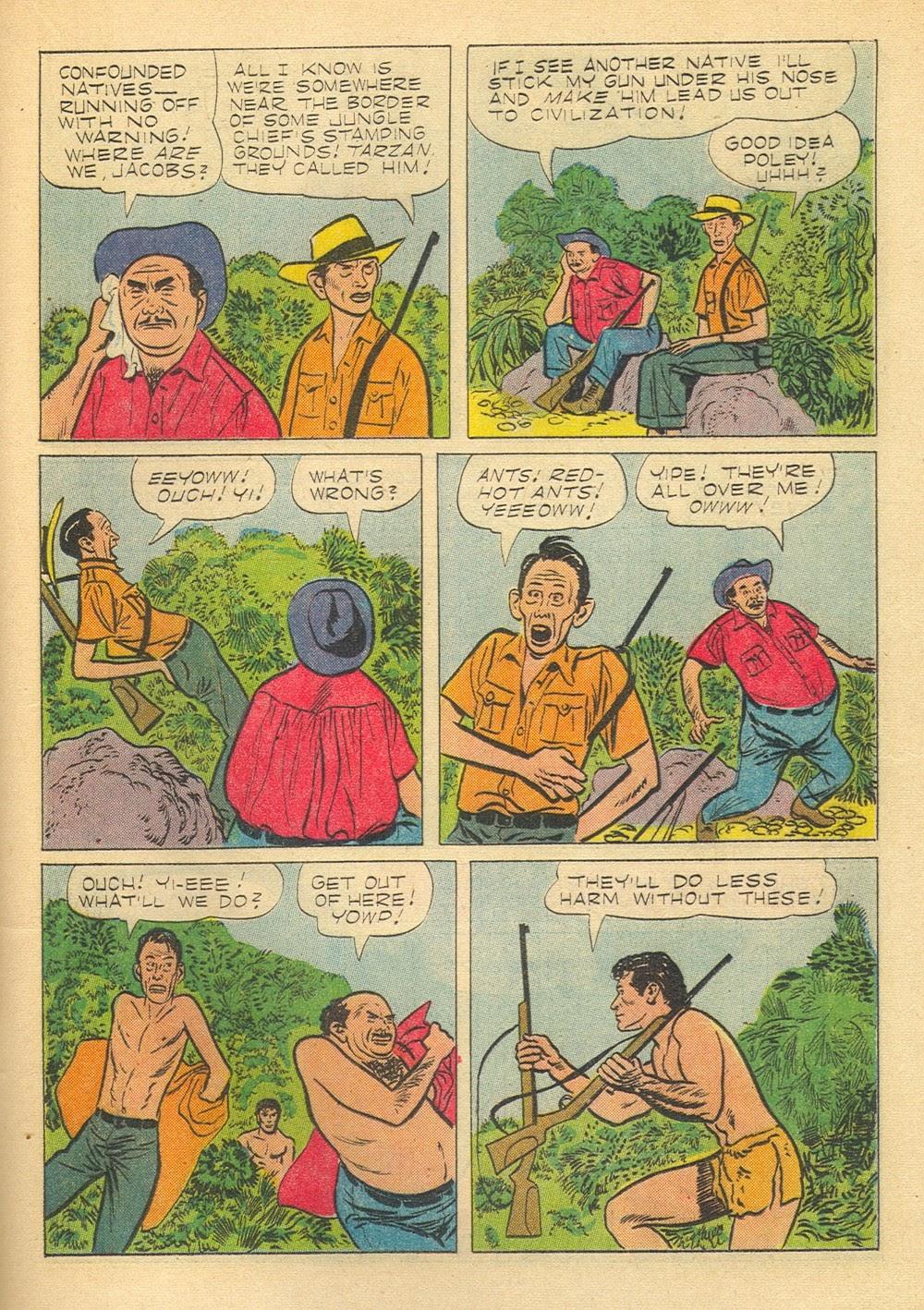 Tarzan (1948) issue 75 - Page 21