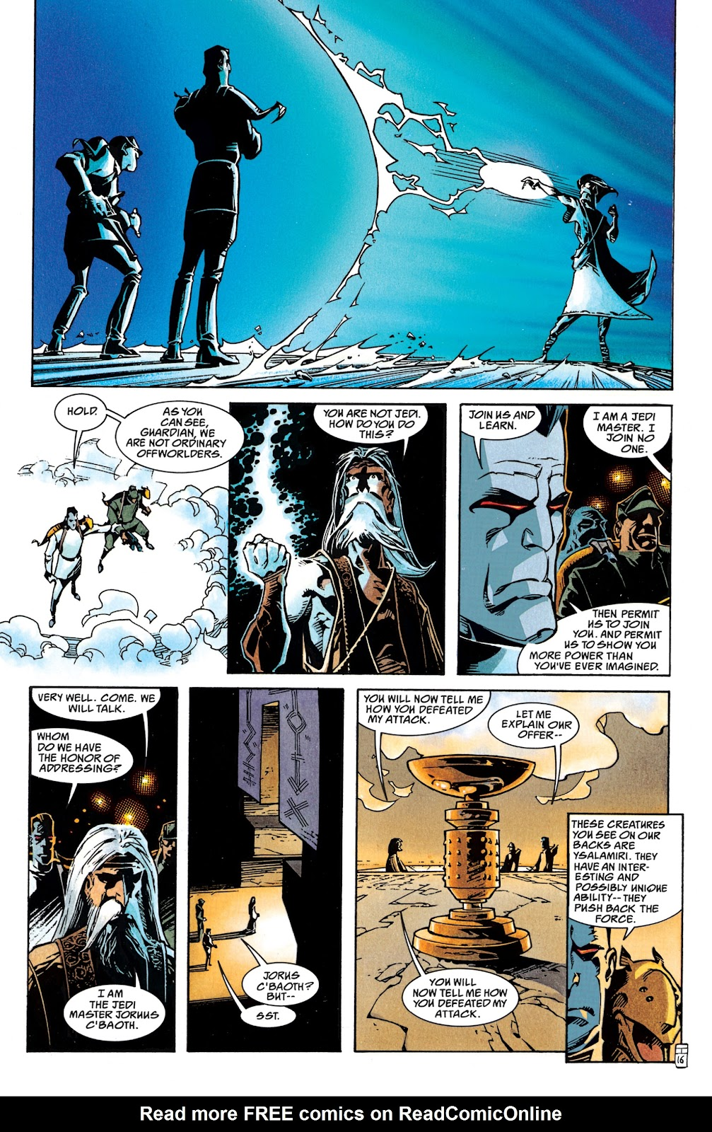 Read online Star Wars Legends: The New Republic - Epic Collection comic -  Issue # TPB 4 (Part 1) - 22