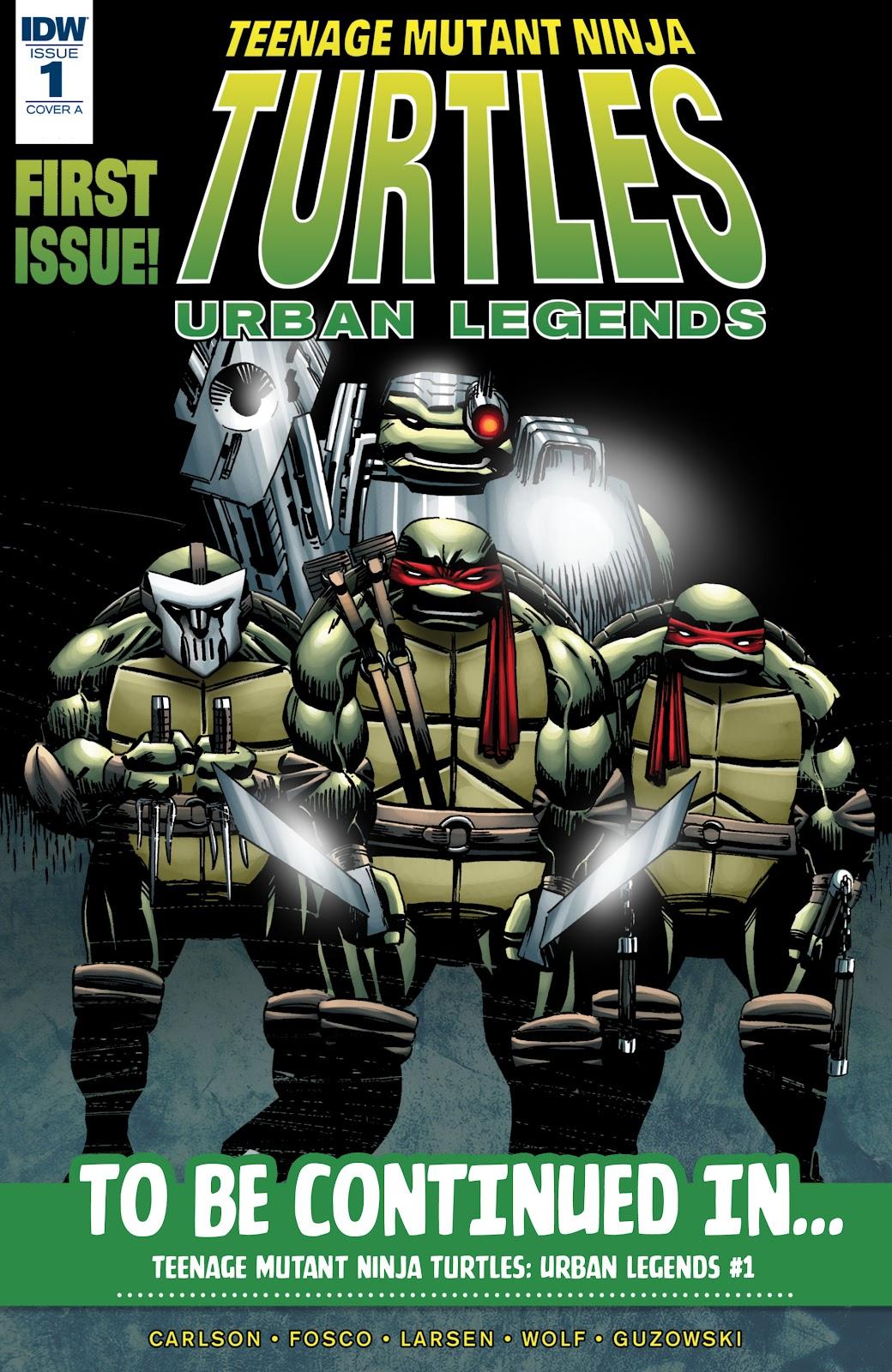 Read online Teenage Mutant Ninja Turtles (2011) comic -  Issue #104 - 31