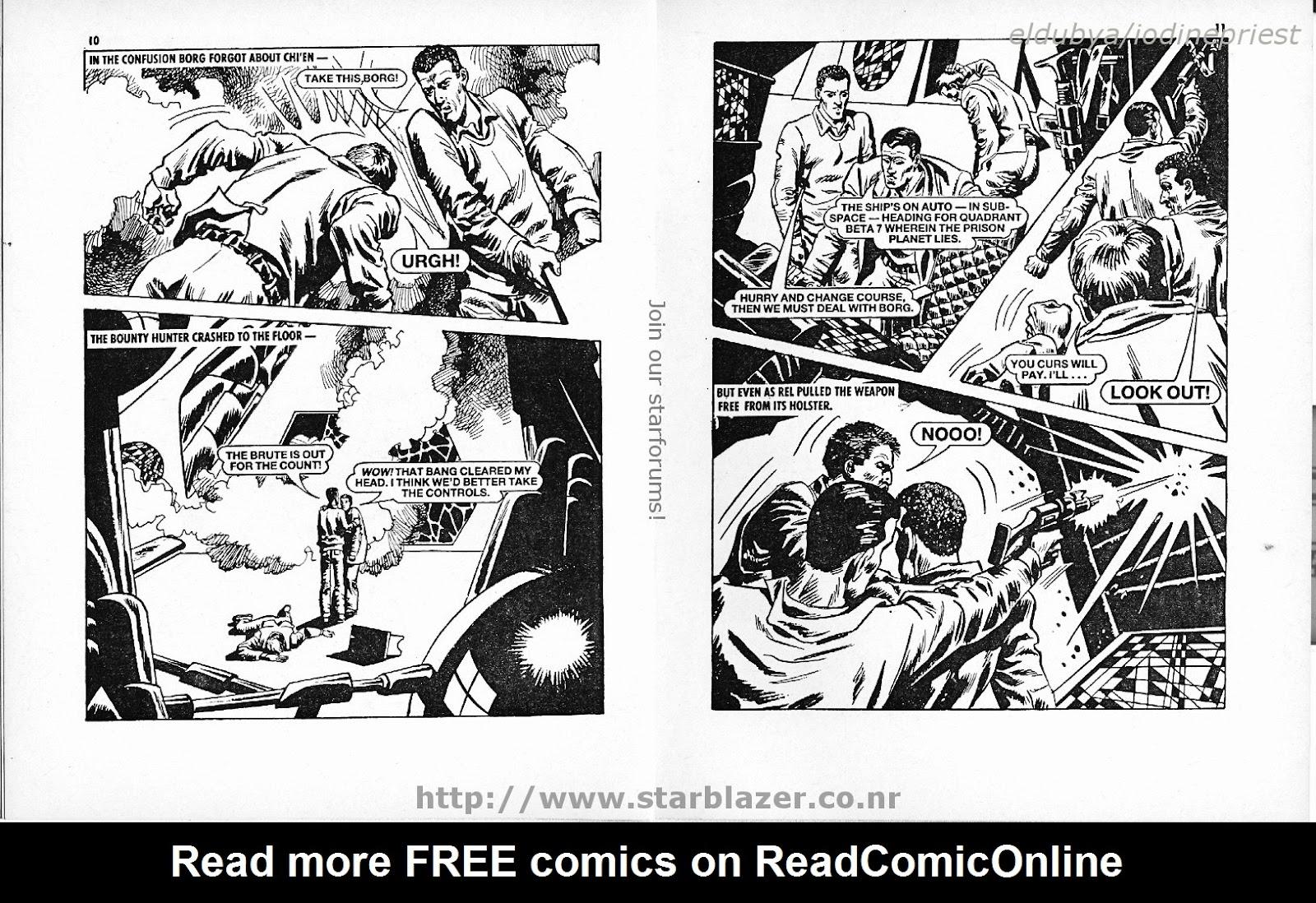 Starblazer issue 208 - Page 7