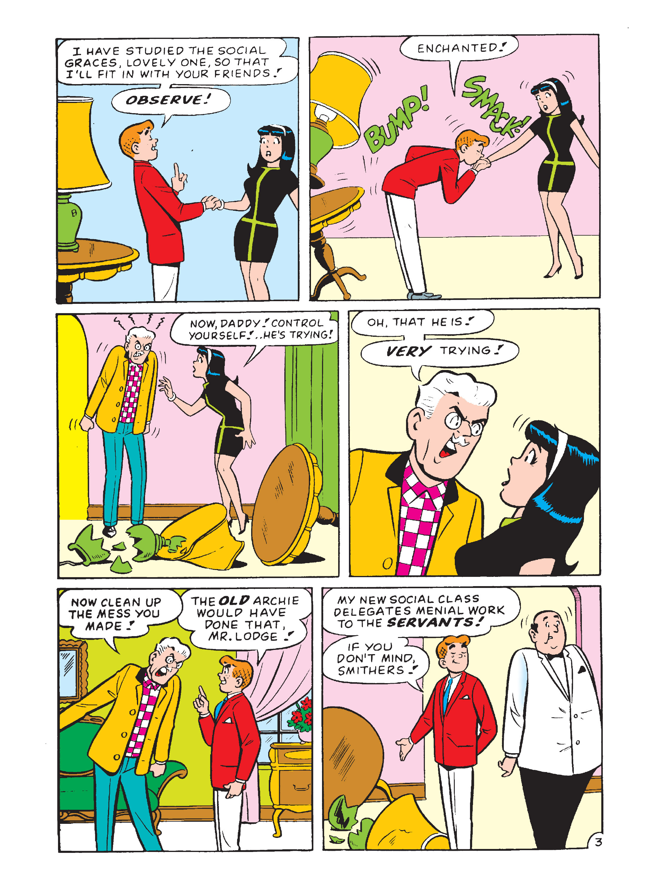 Read online Archie 1000 Page Comics Bonanza comic -  Issue #2 (Part 2) - 17