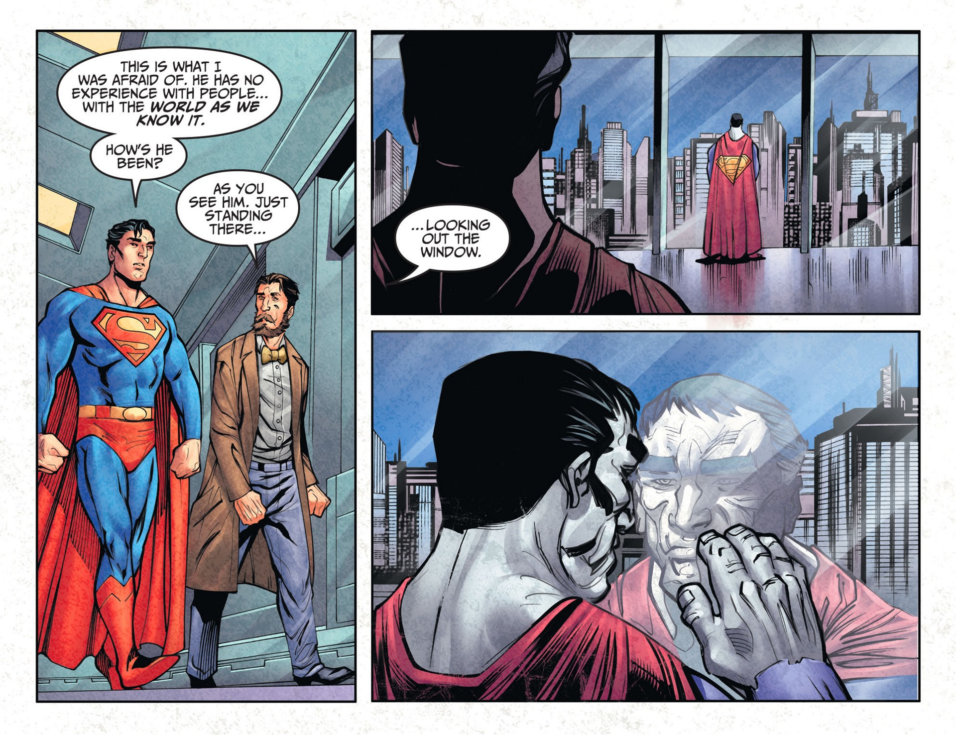 Read online Adventures of Superman [I] comic -  Issue #26 - 13