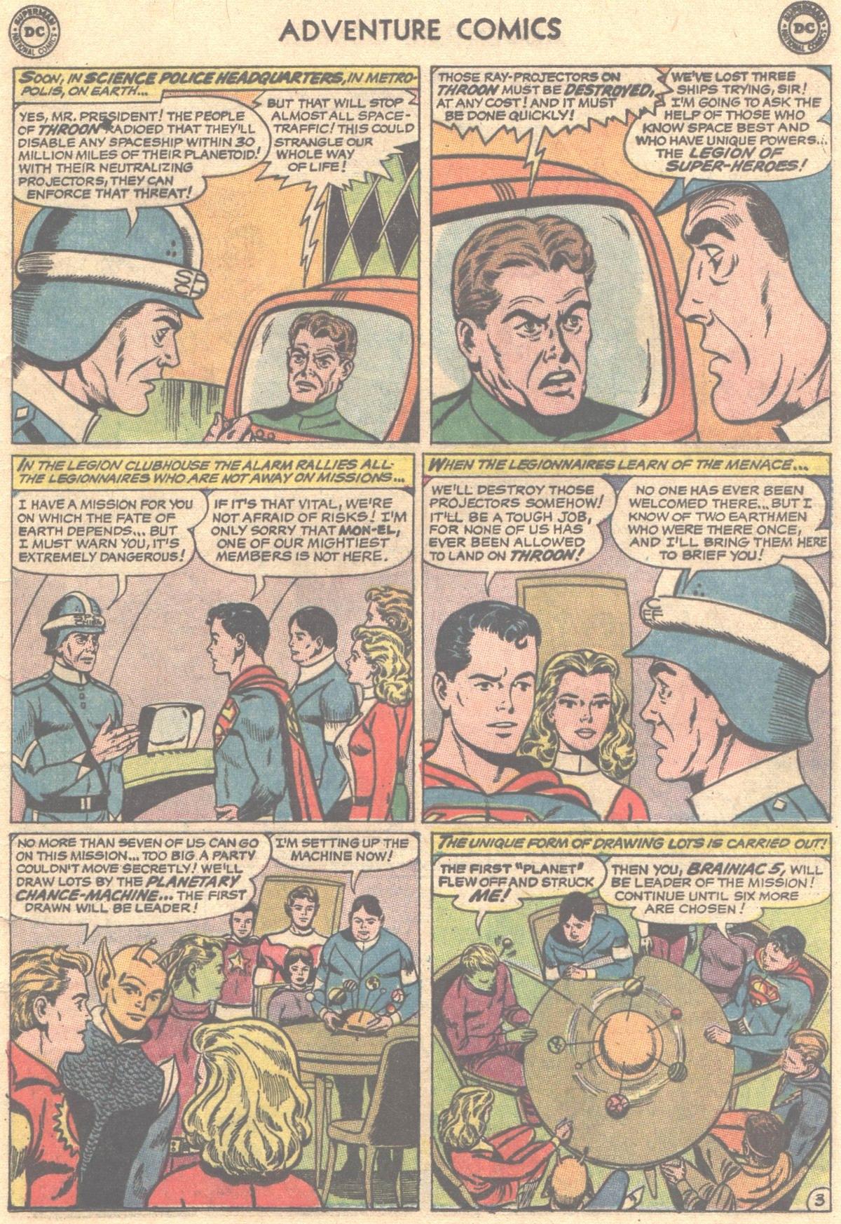 Read online Adventure Comics (1938) comic -  Issue #319 - 6