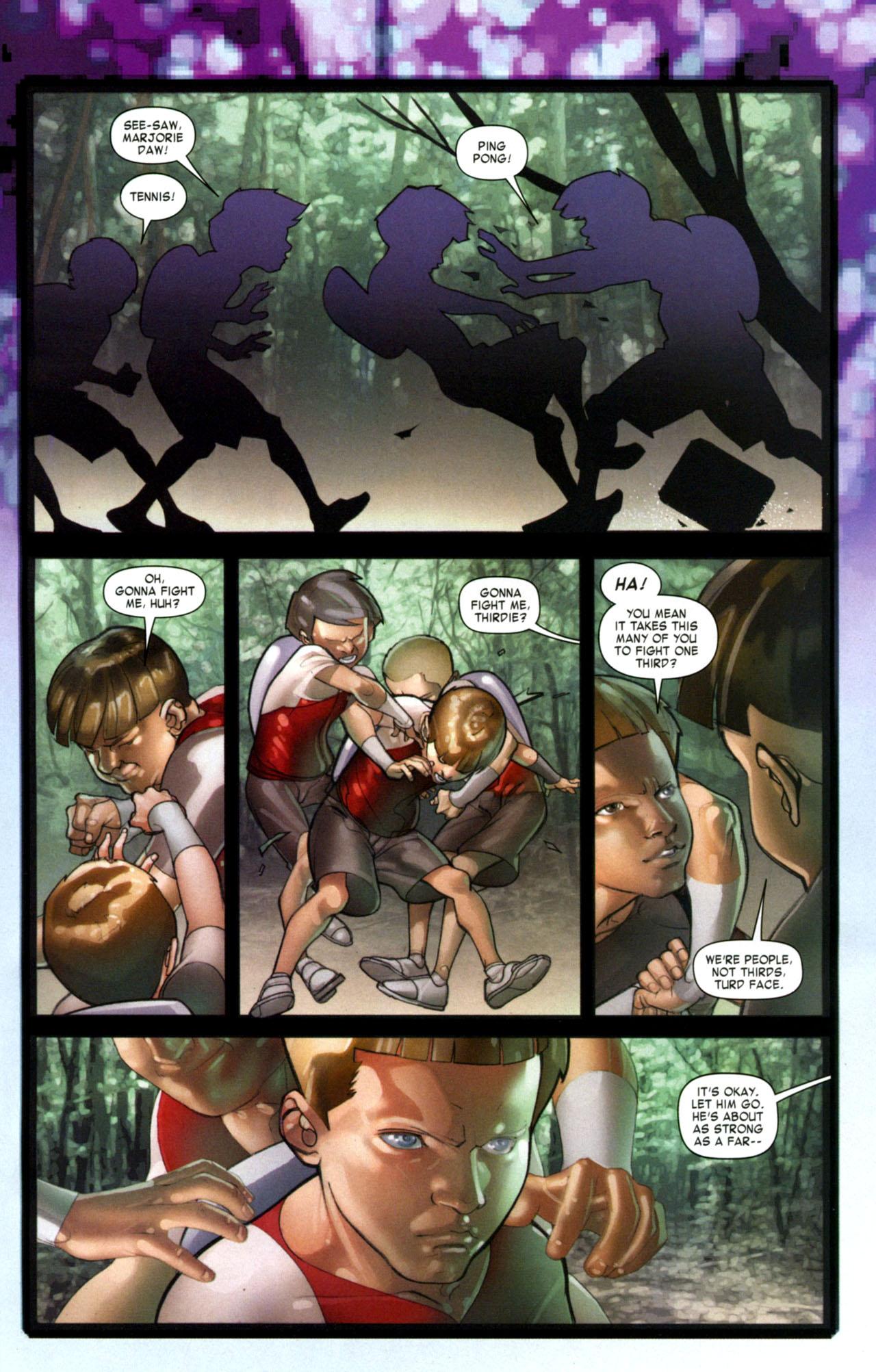 Read online Ender's Game: Battle School comic -  Issue #1 - 9