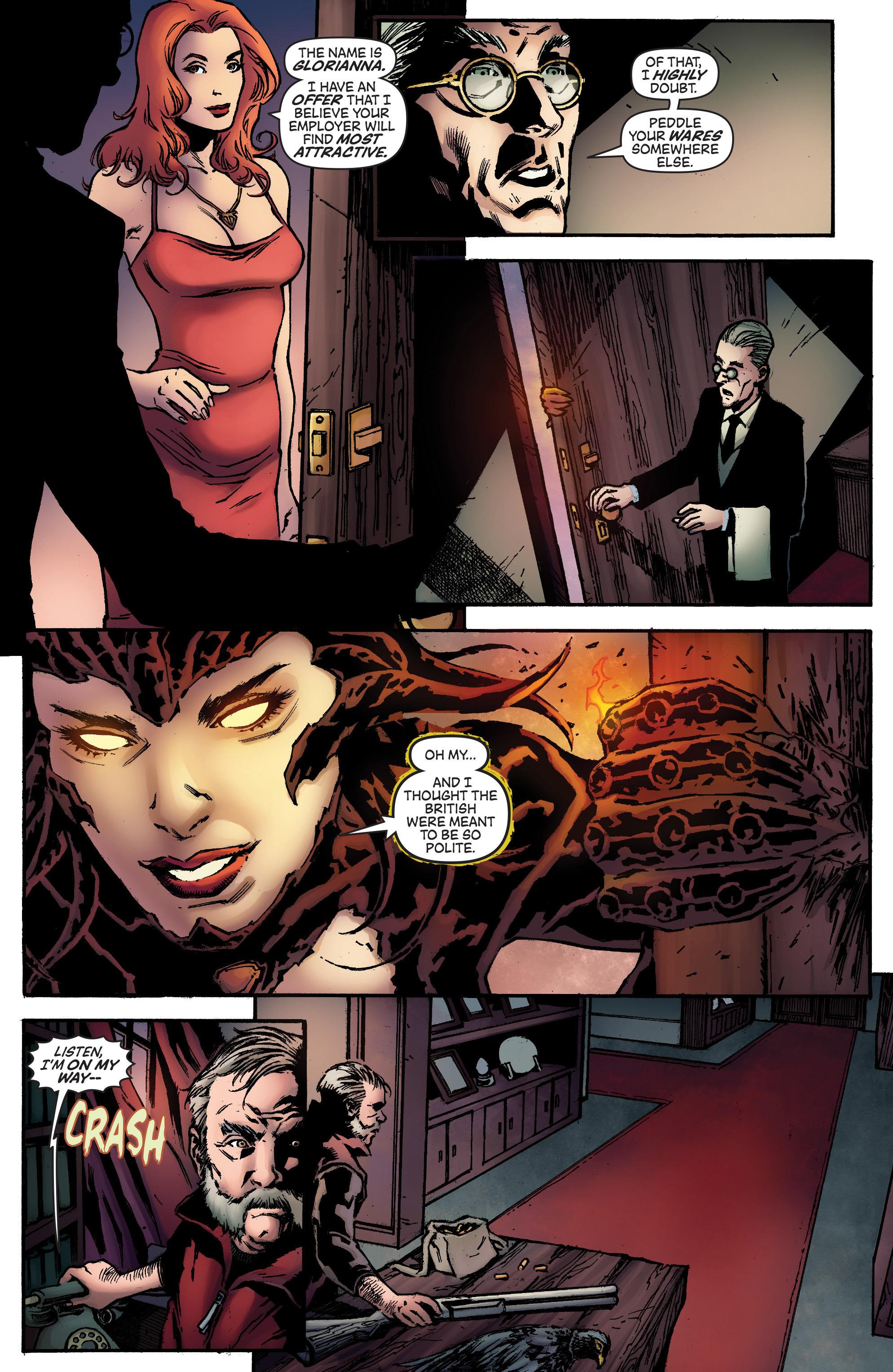 Read online IXth Generation Hidden Files comic -  Issue #1 - 23