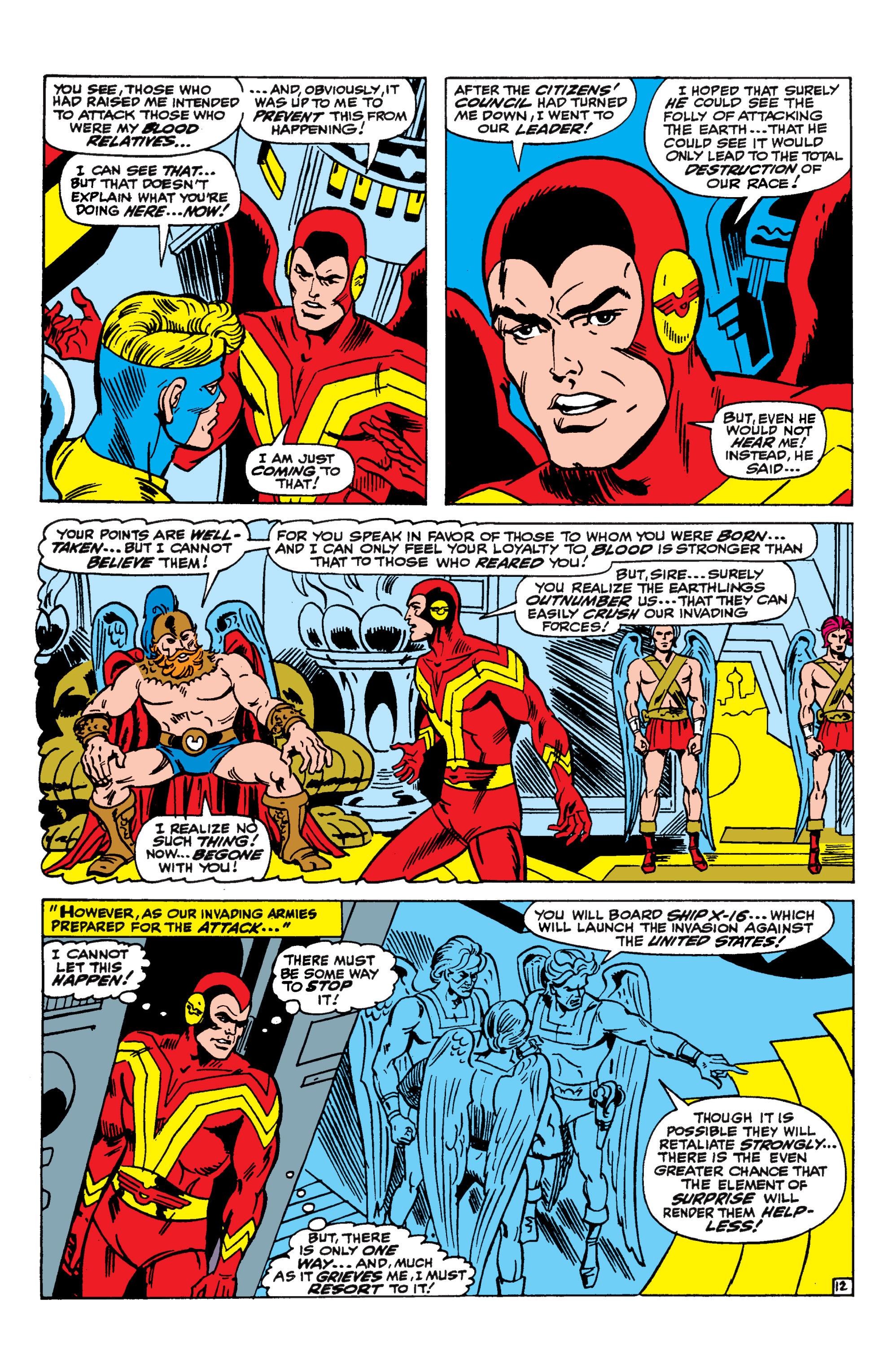 Read online Uncanny X-Men (1963) comic -  Issue #44 - 13