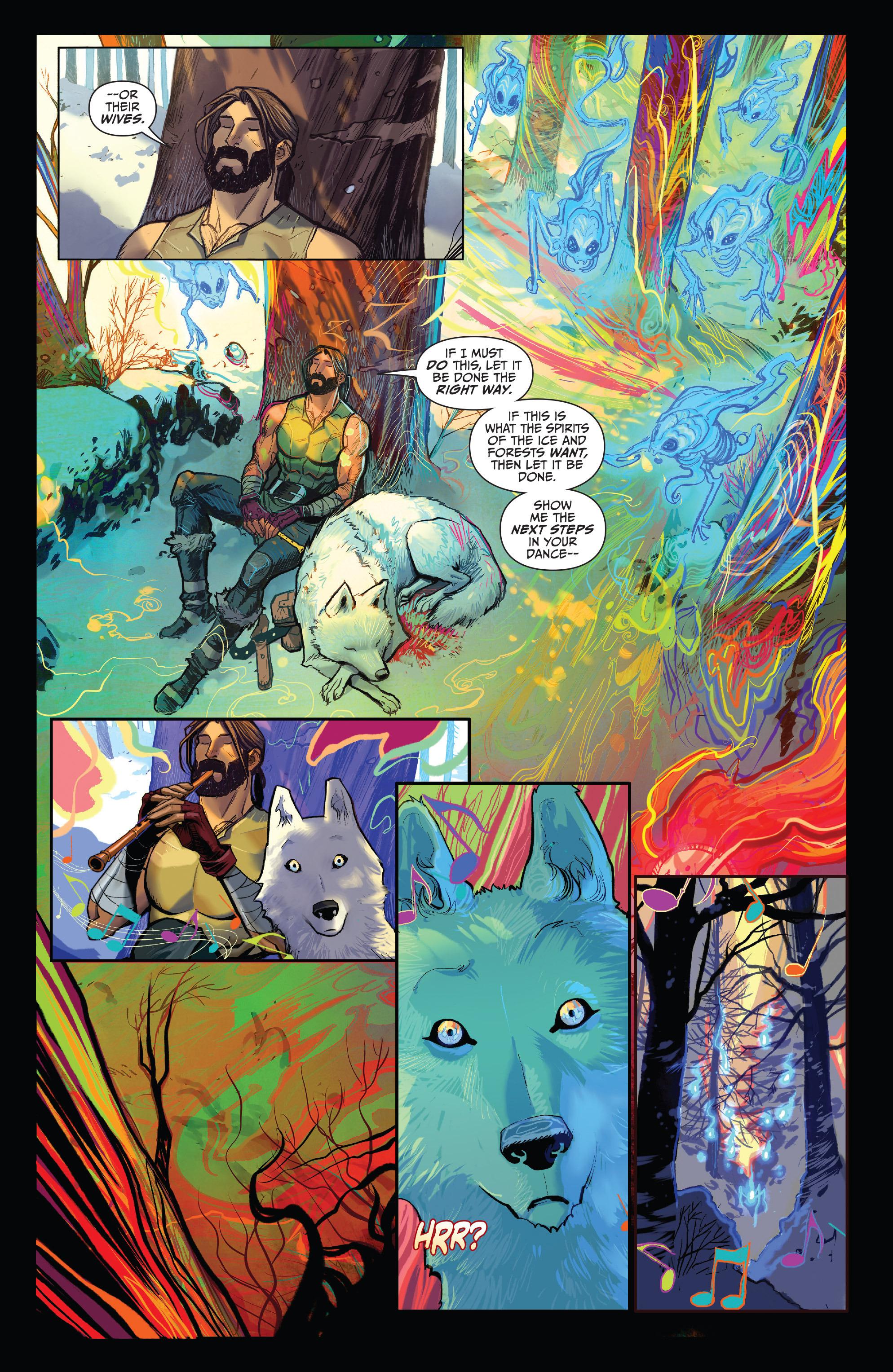 Read online Klaus comic -  Issue #3 - 14