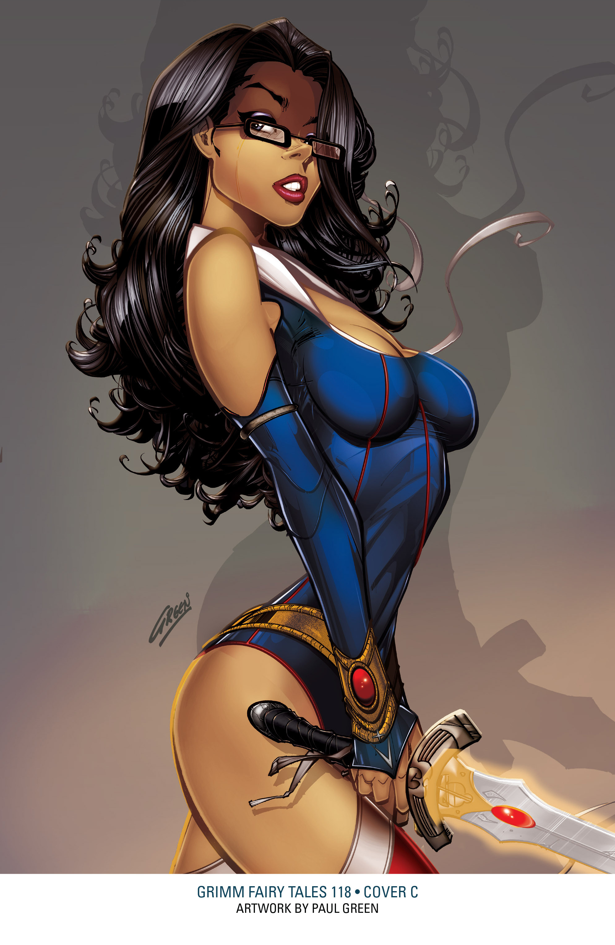 Read online Grimm Fairy Tales: Arcane Acre comic -  Issue # TPB 3 - 160